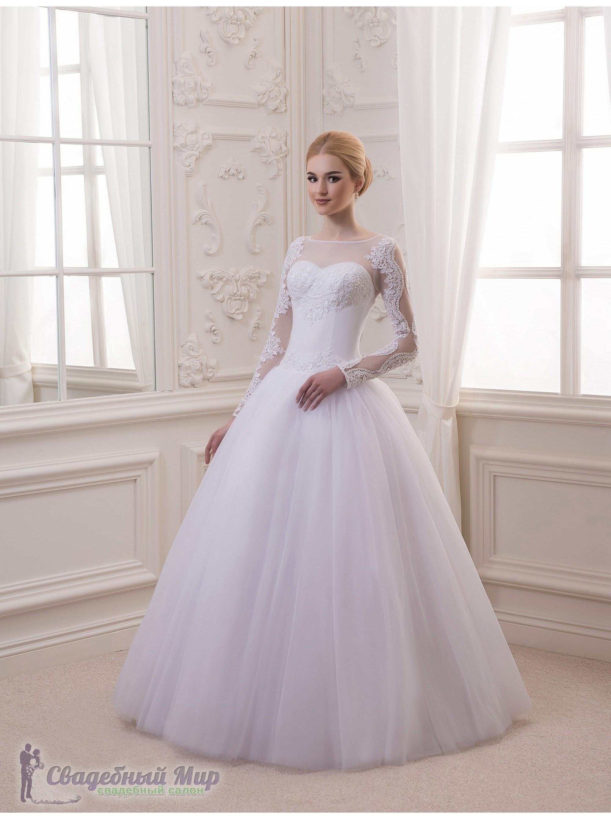 Свадебное платье 15-003
