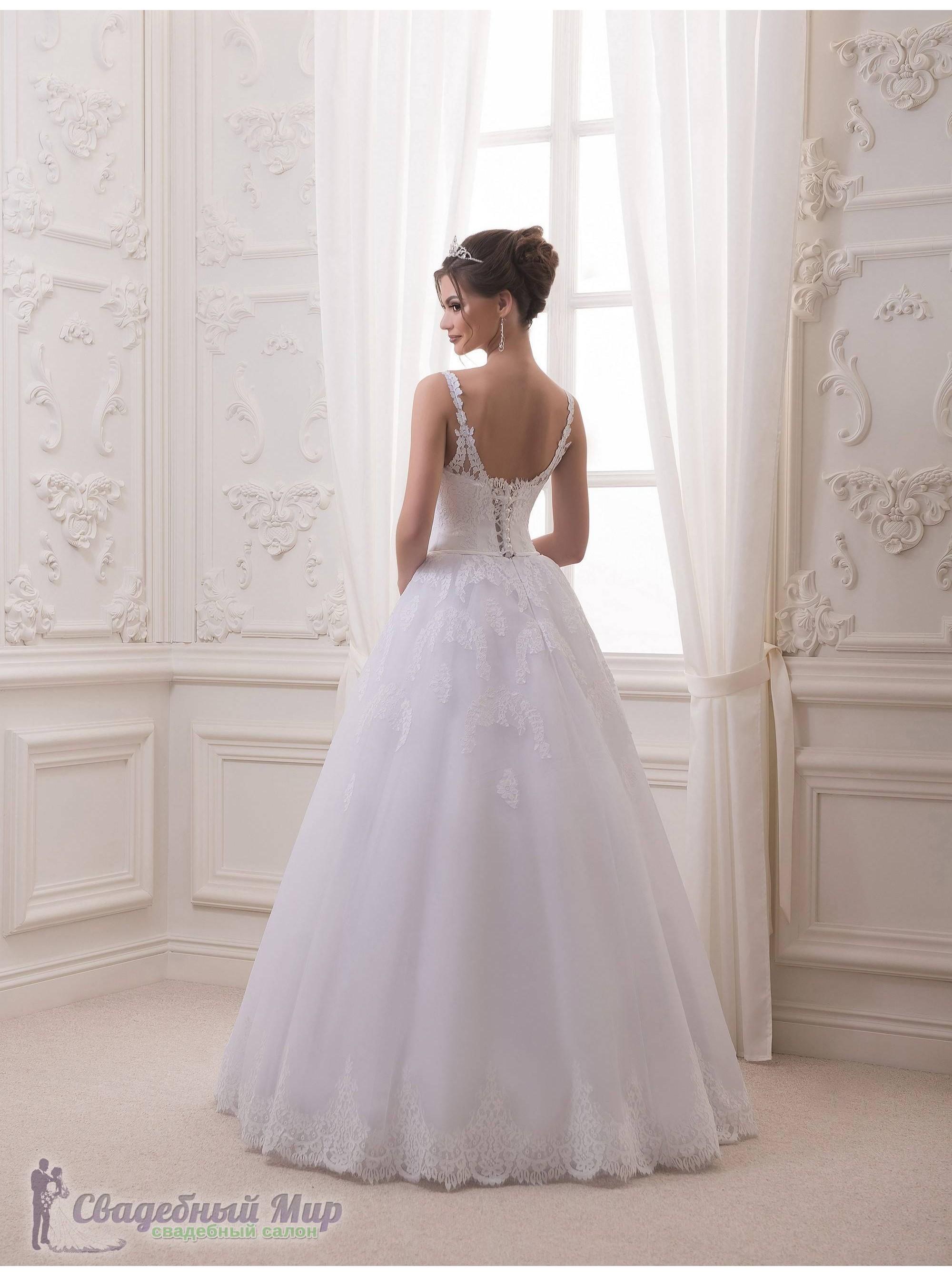 Свадебное платье 15-005