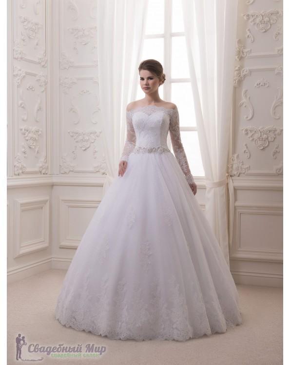 Свадебное платье 15-006