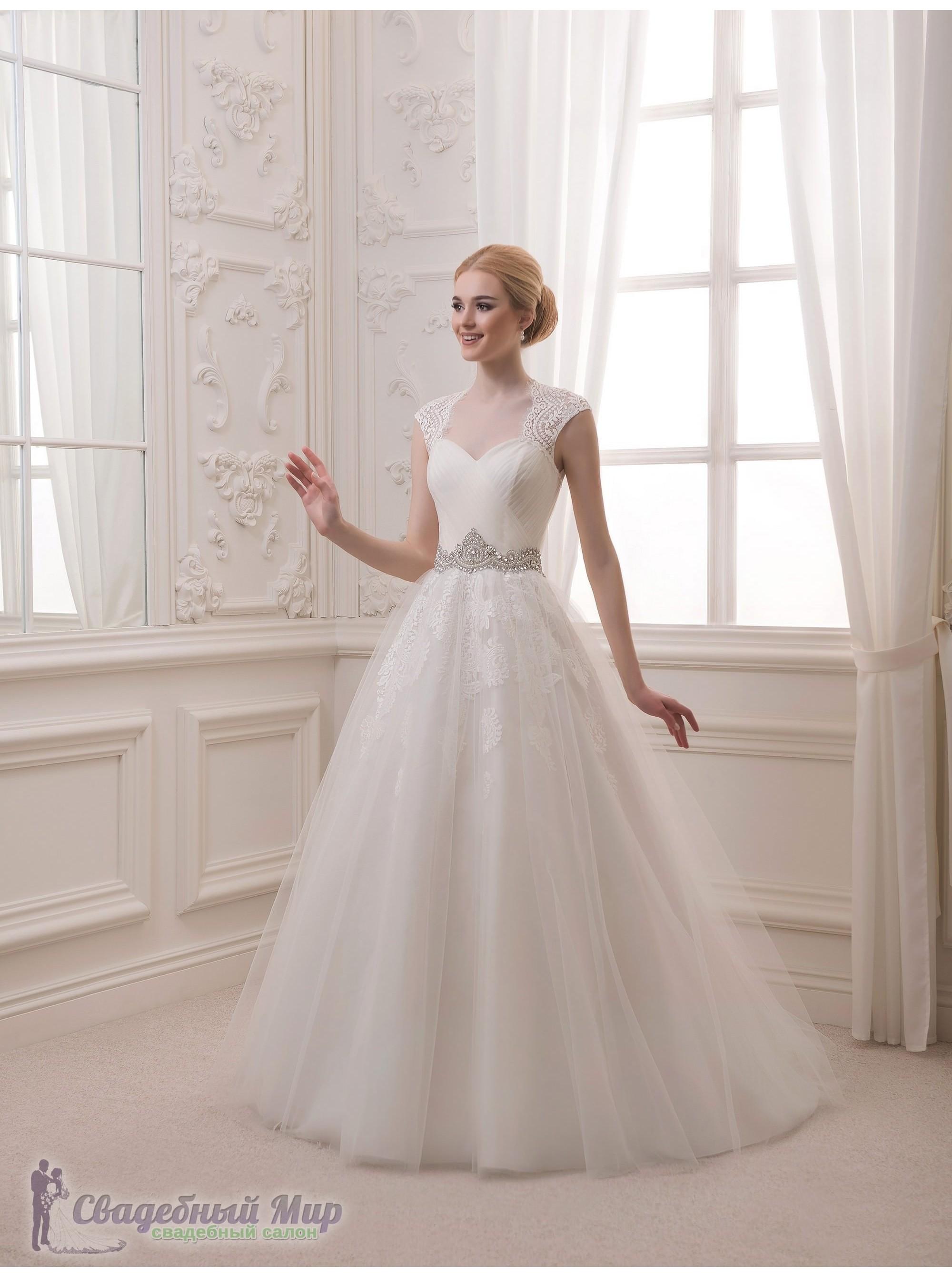 Свадебное платье 15-007