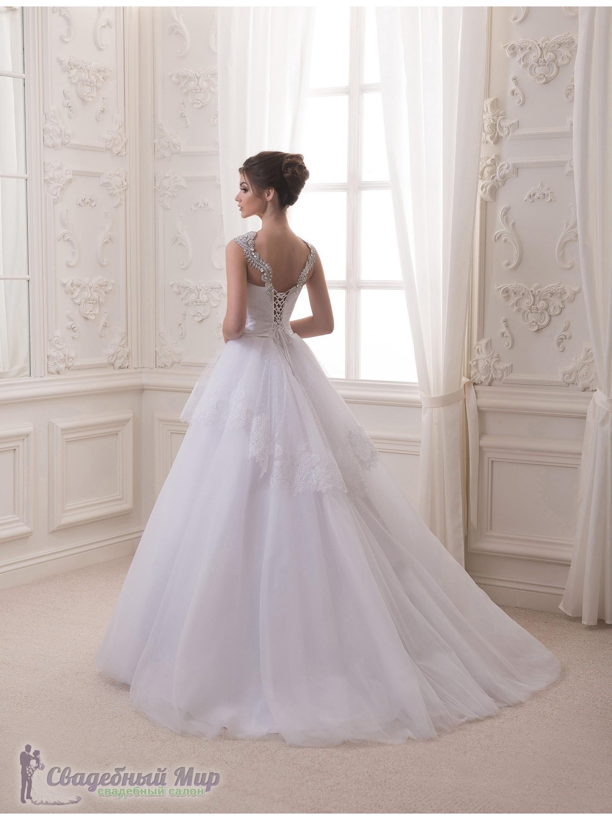 Свадебное платье 15-018