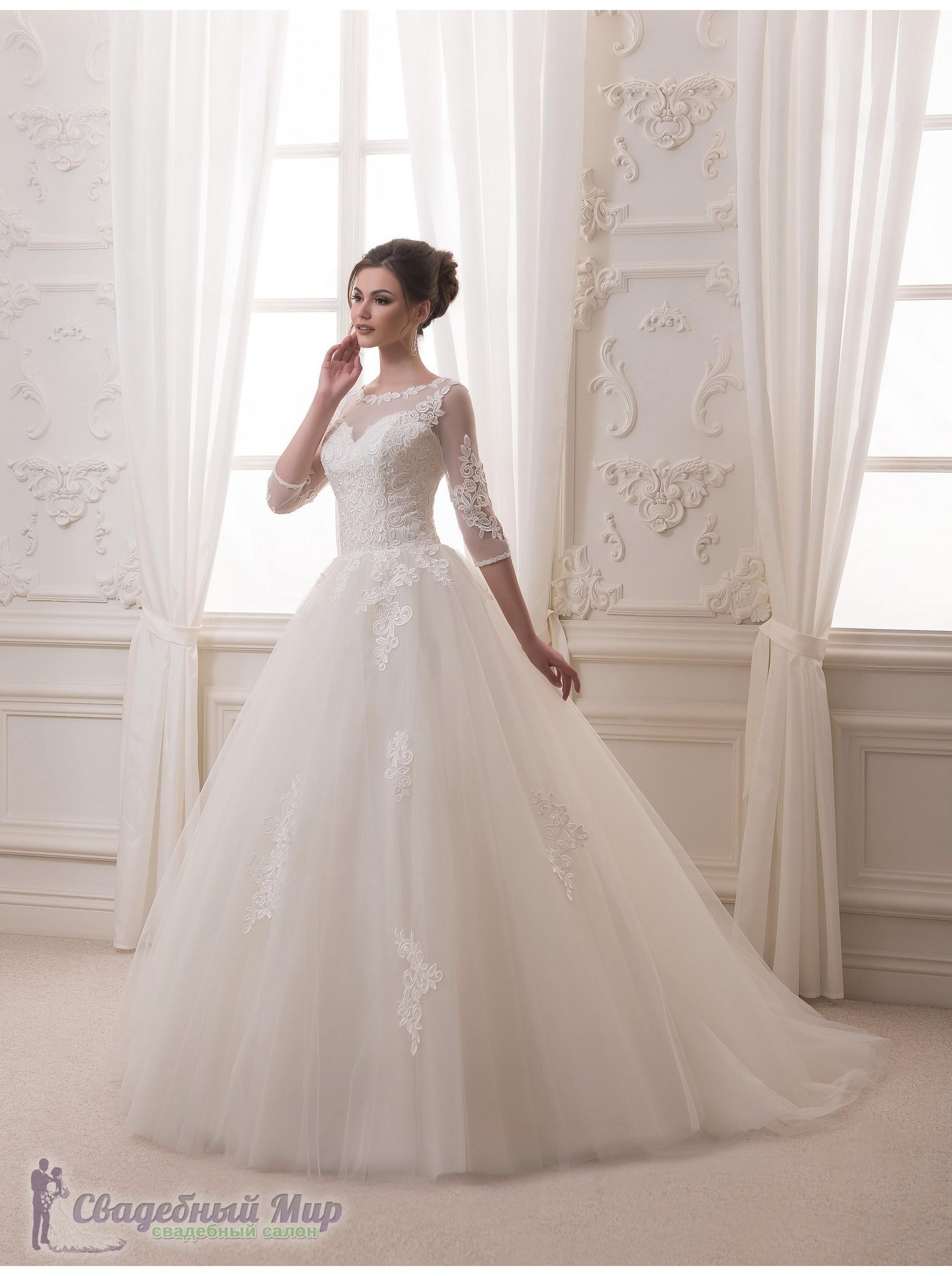 Свадебное платье 15-019