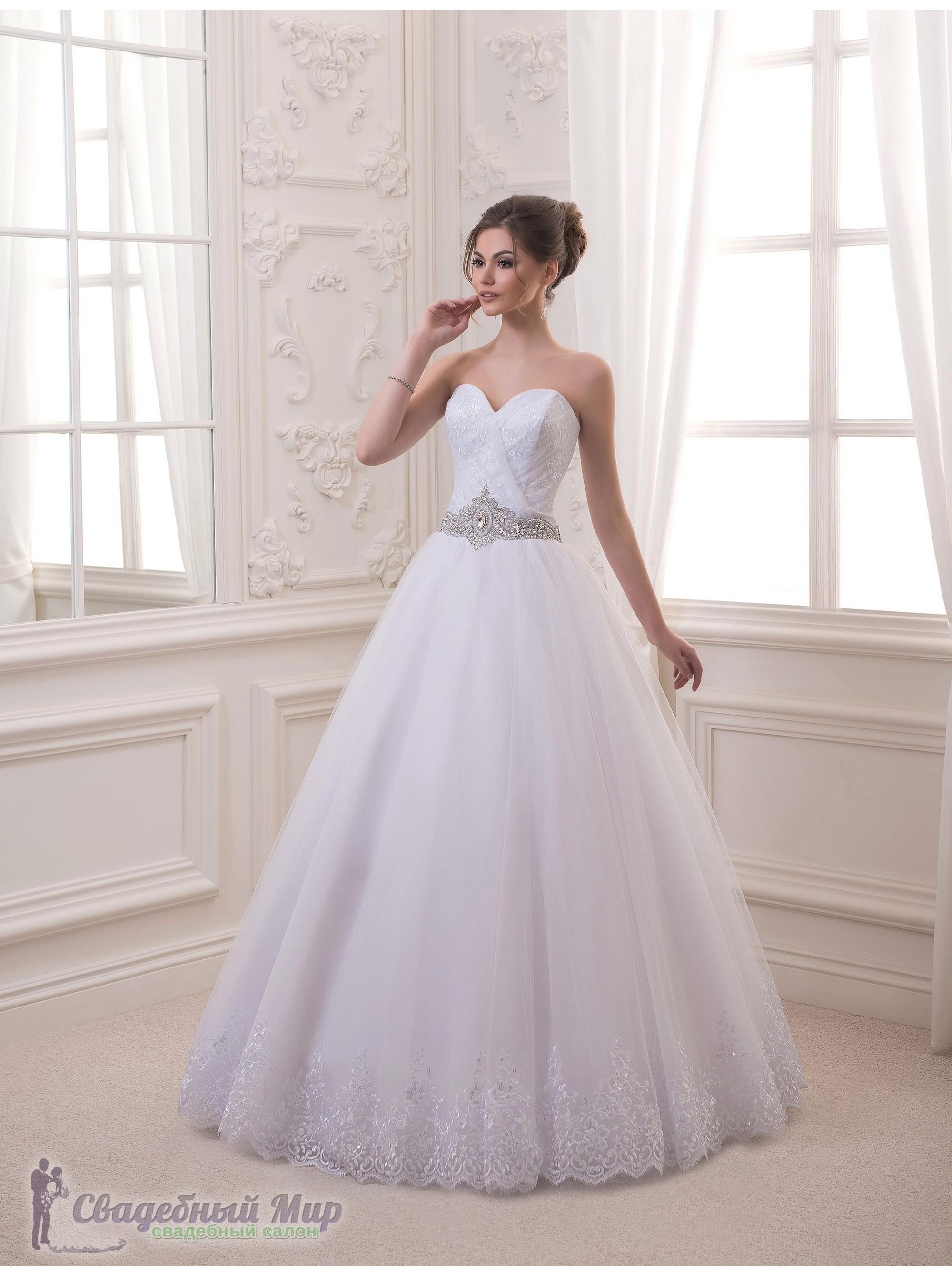 Свадебное платье 15-027