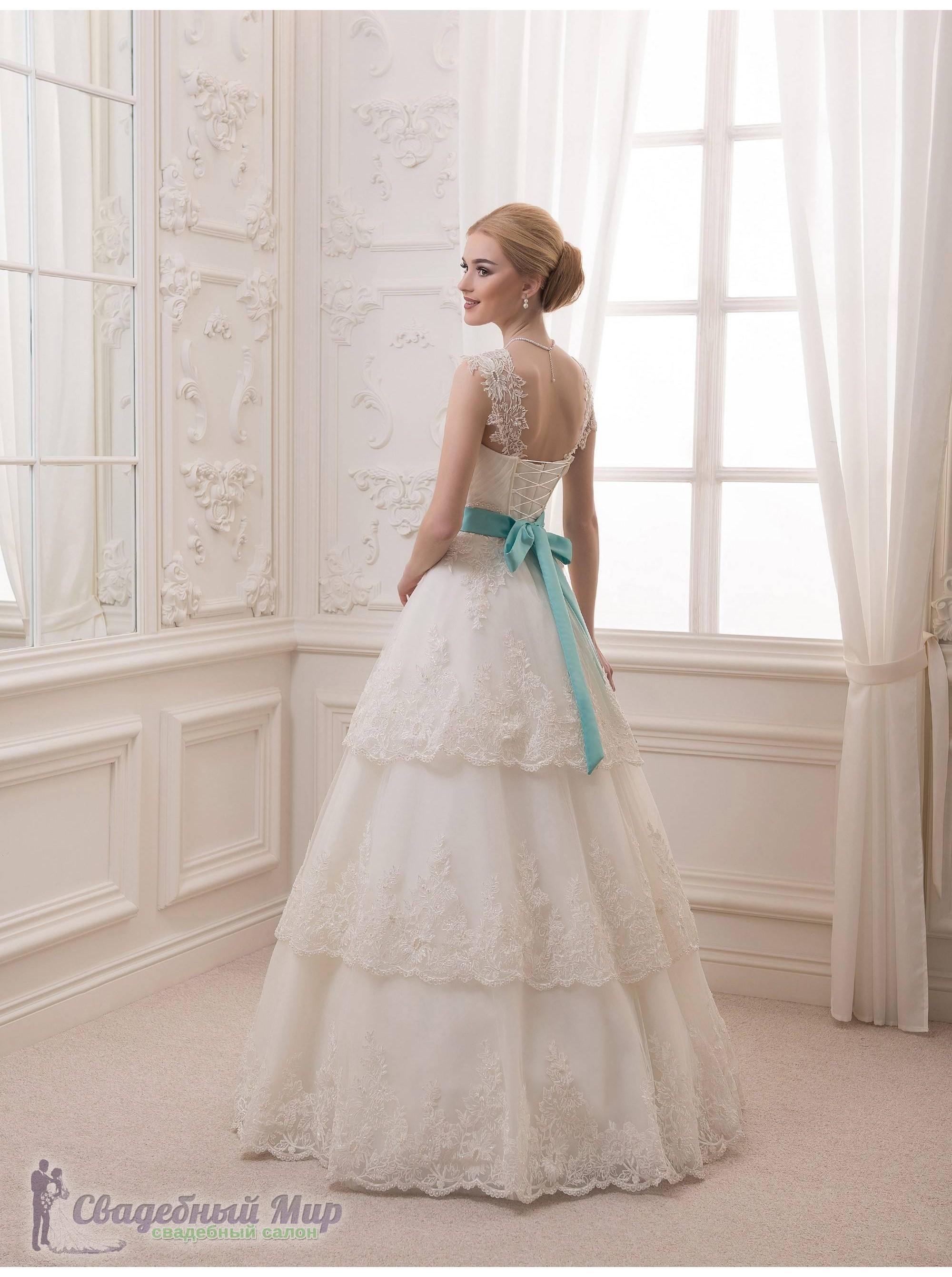 Свадебное платье 15-030