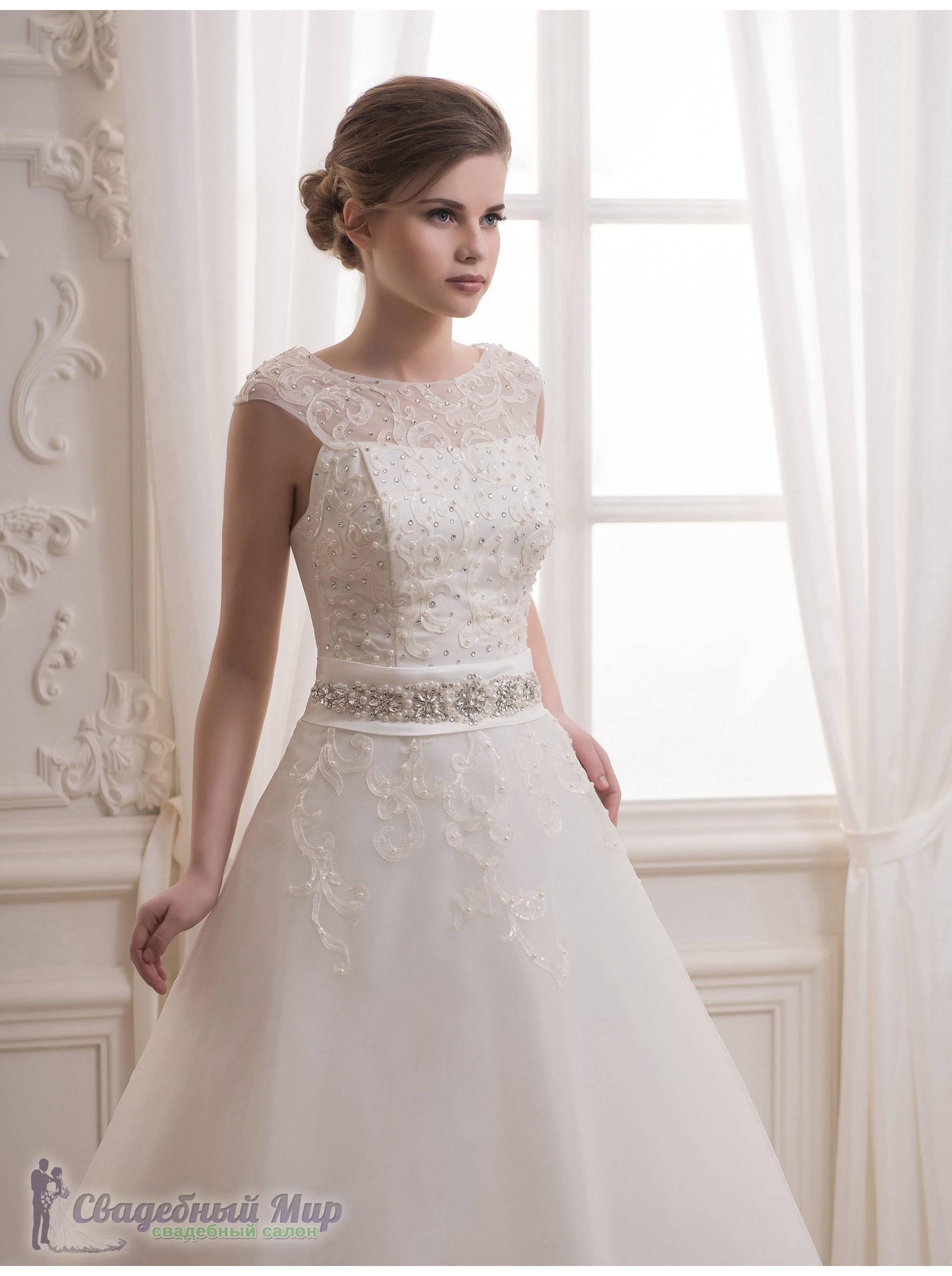 Свадебное платье 15-035