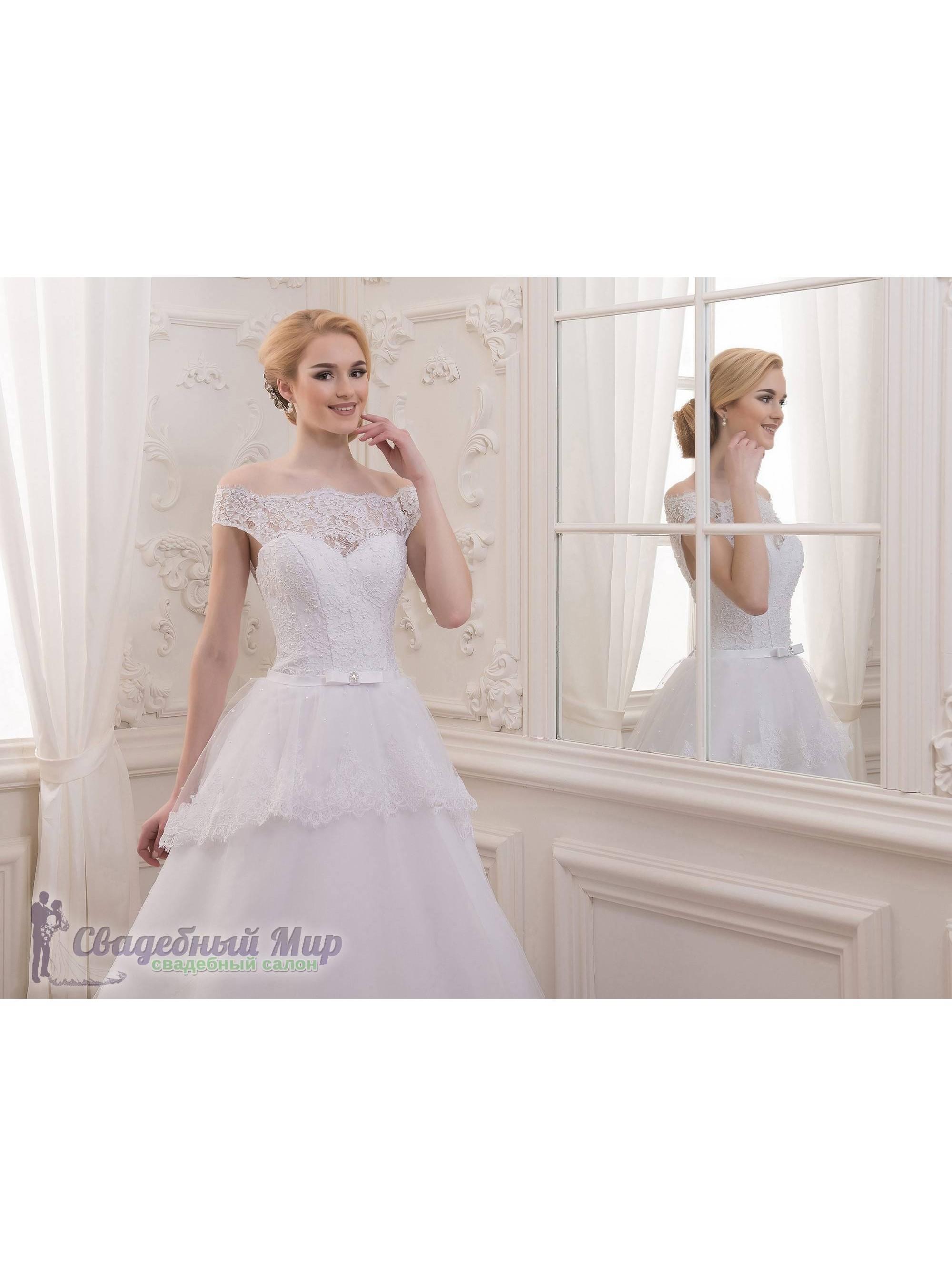 Свадебное платье 15-037