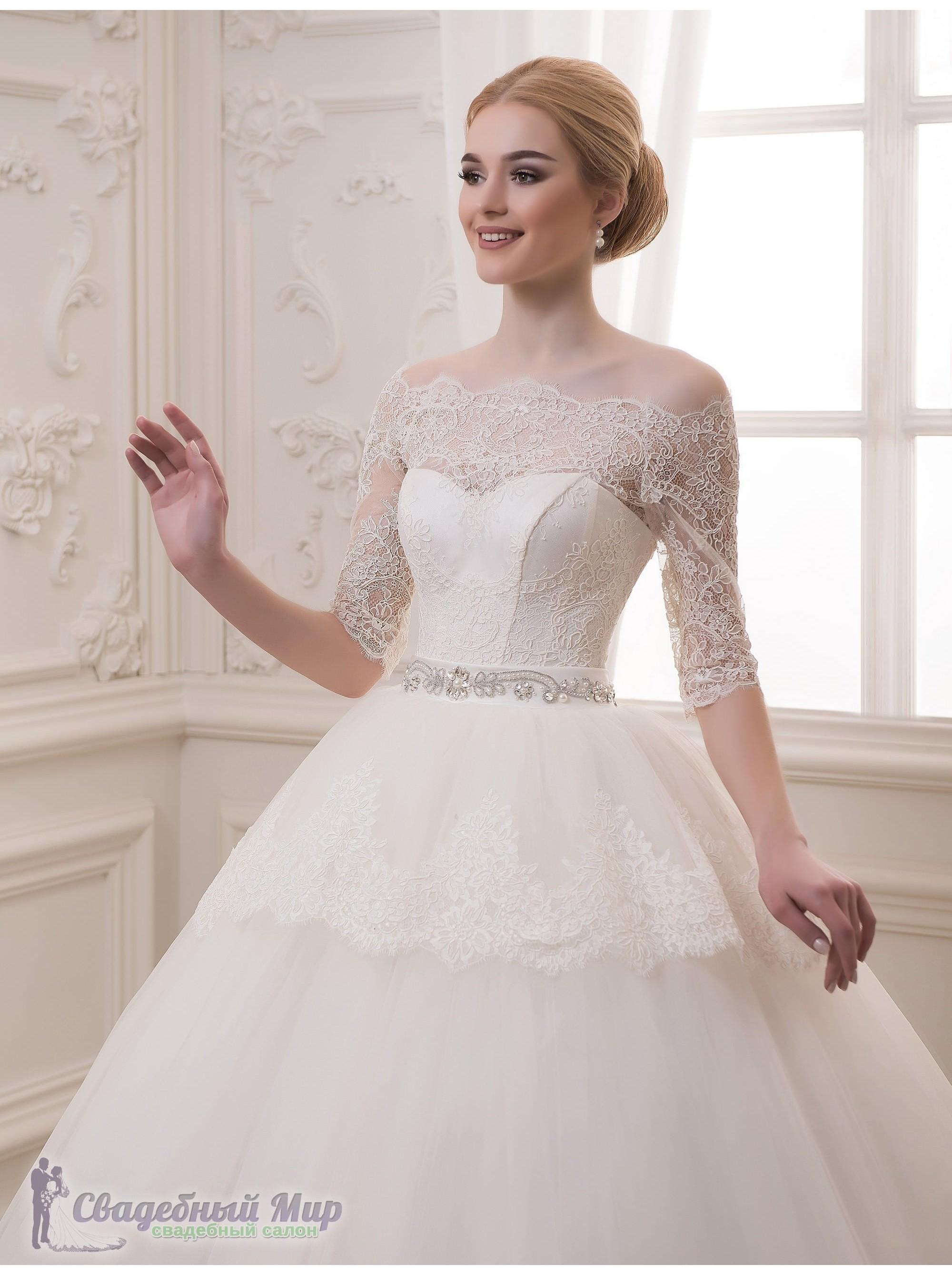 Свадебное платье 15-045