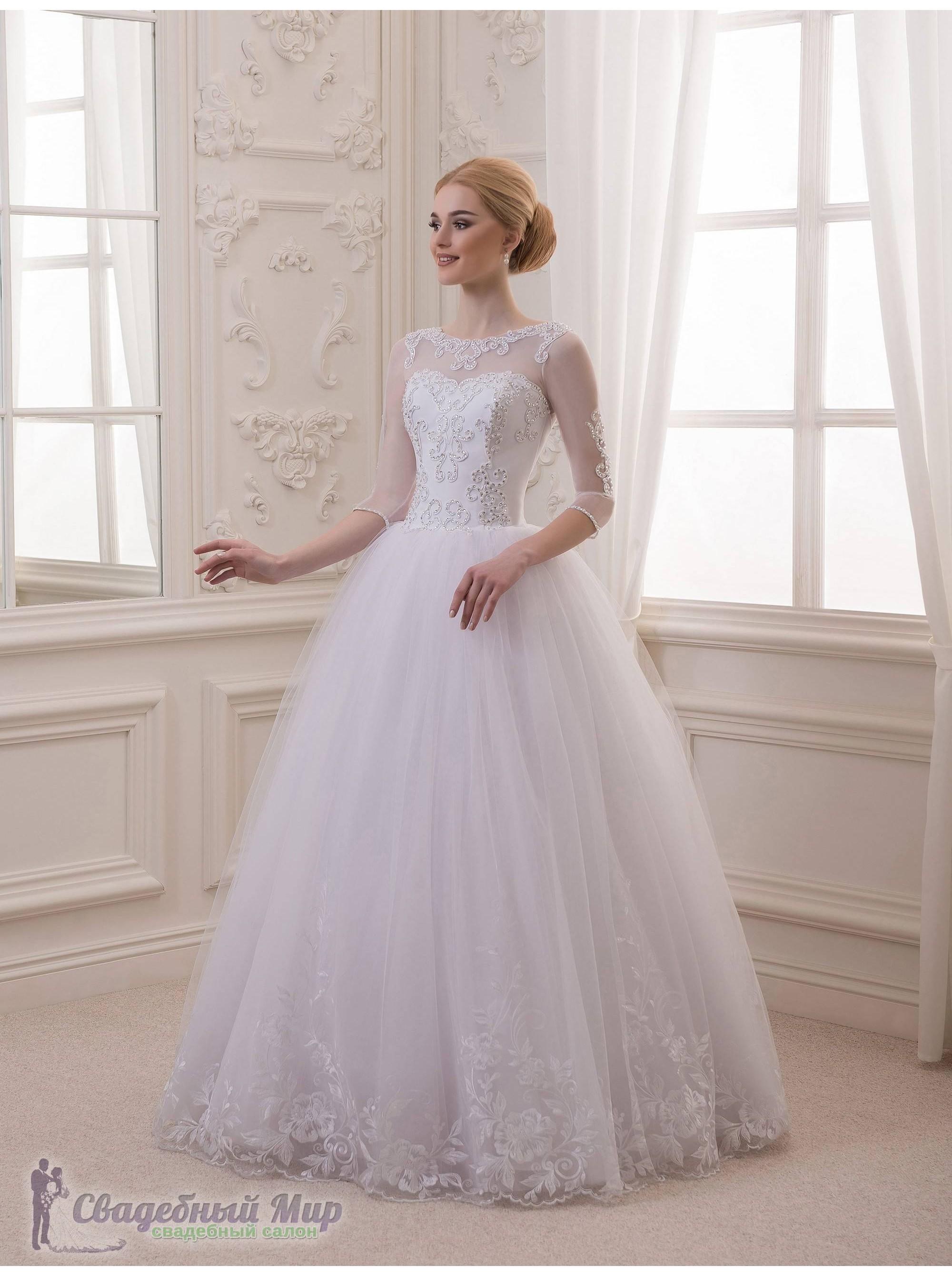 Свадебное платье 15-048