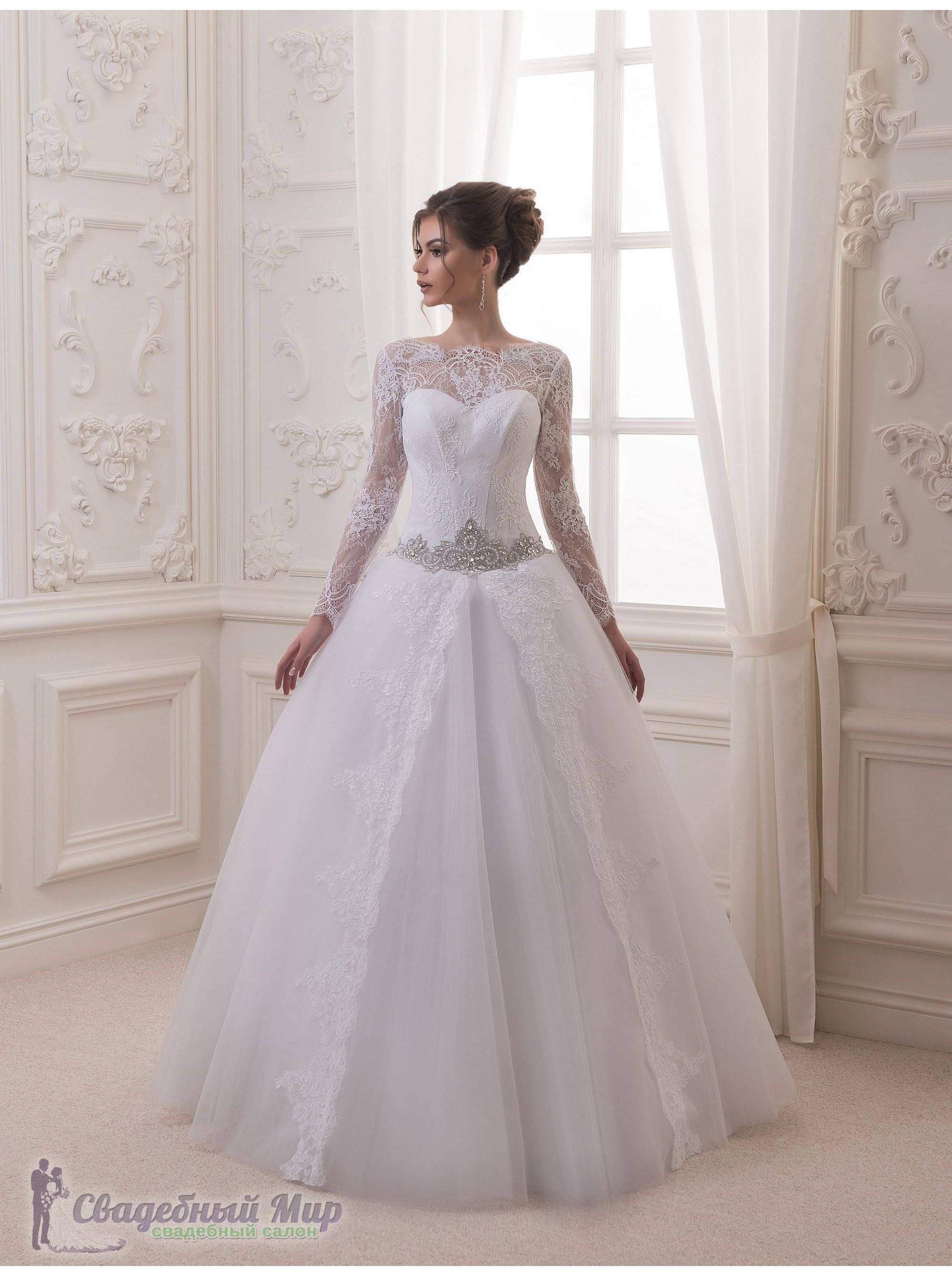 Свадебное платье 15-049