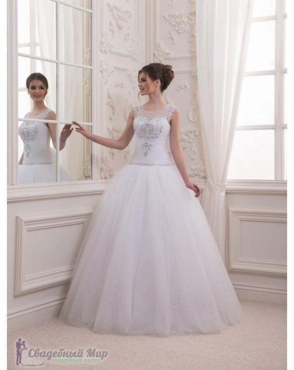 Свадебное платье 15-051
