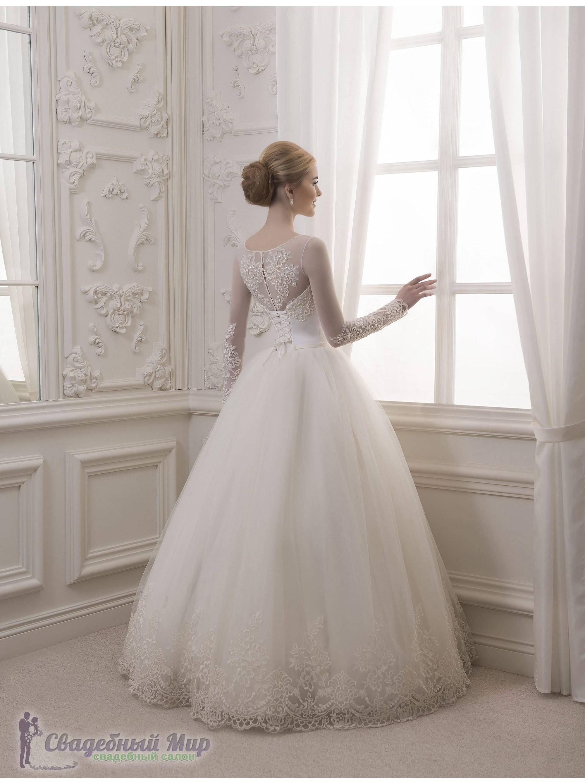 Свадебное платье 15-053