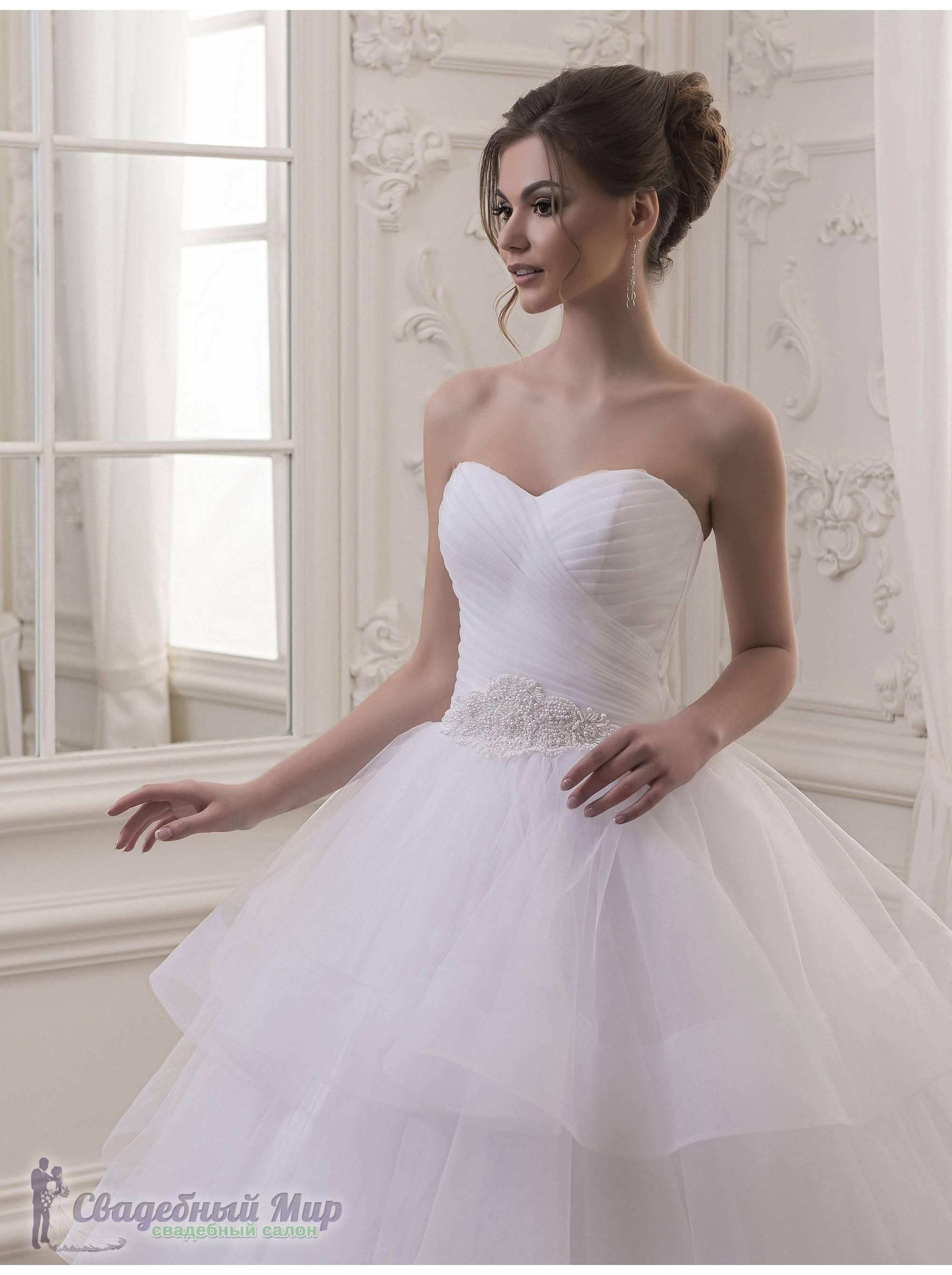 Свадебное платье 15-055