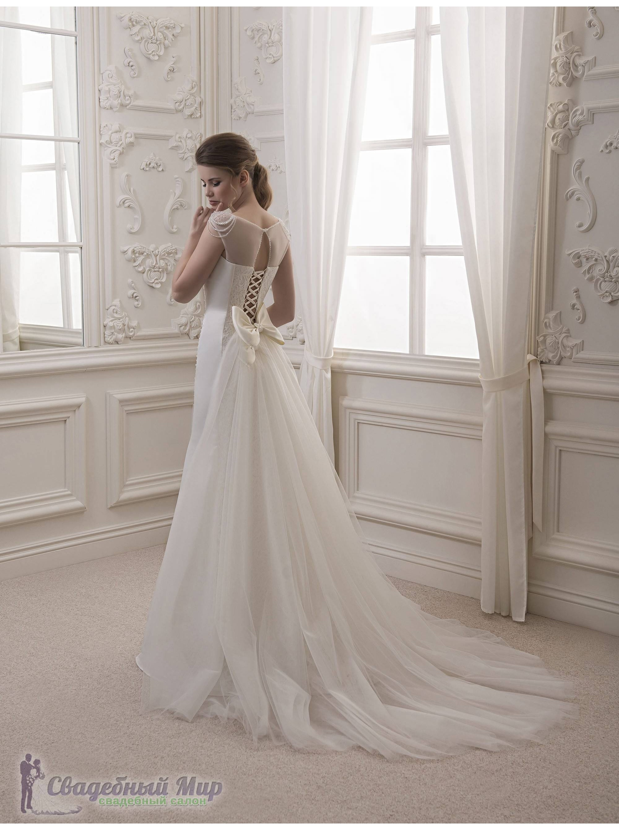 Свадебное платье 15-056