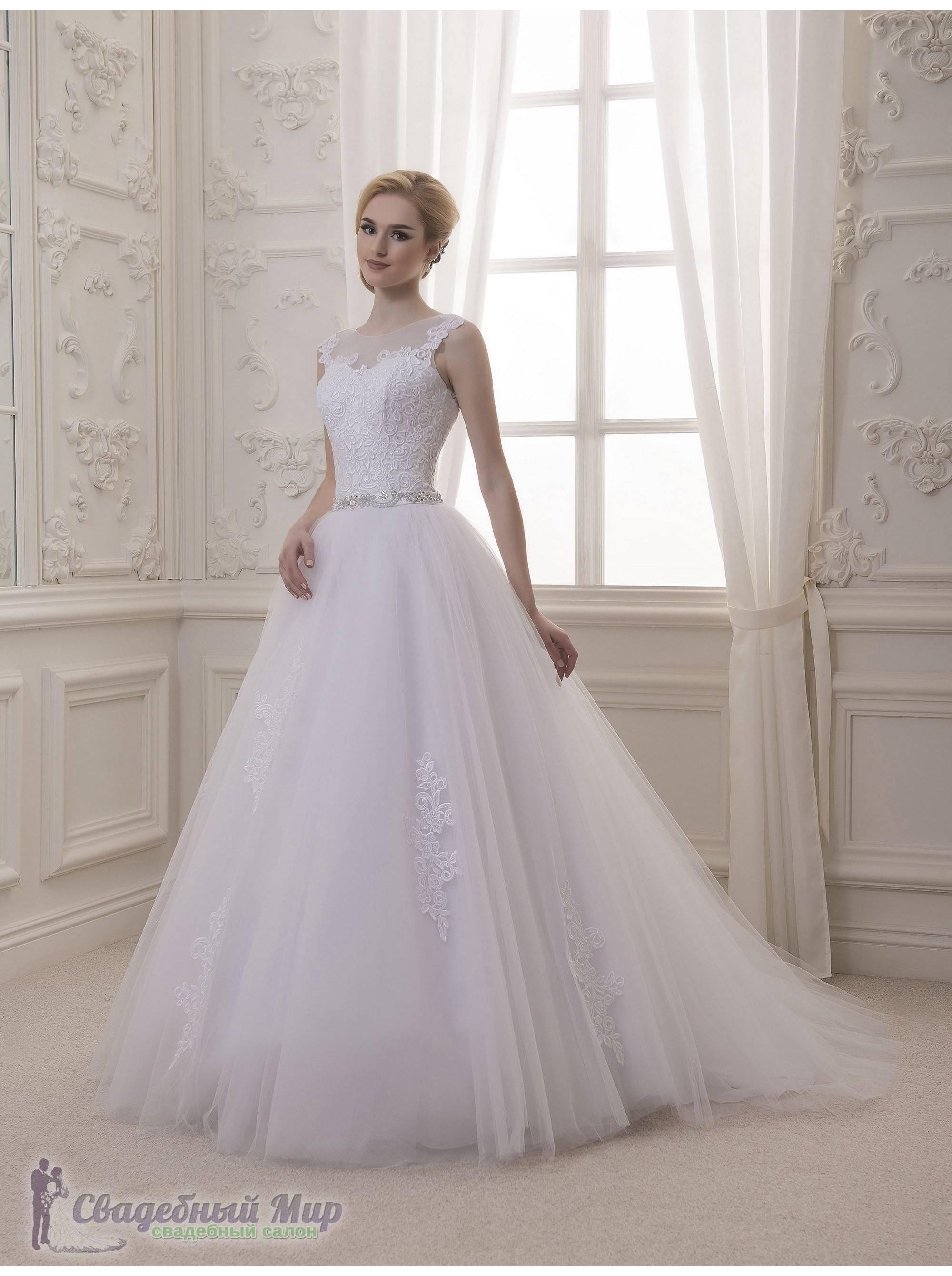 Свадебное платье 15-059