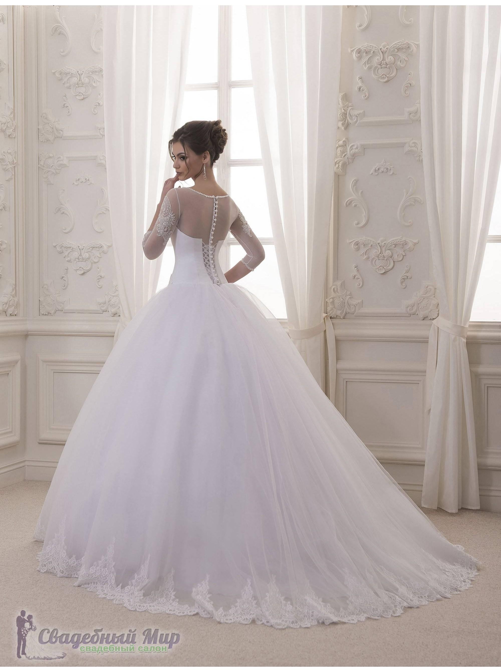 Свадебное платье 15-063