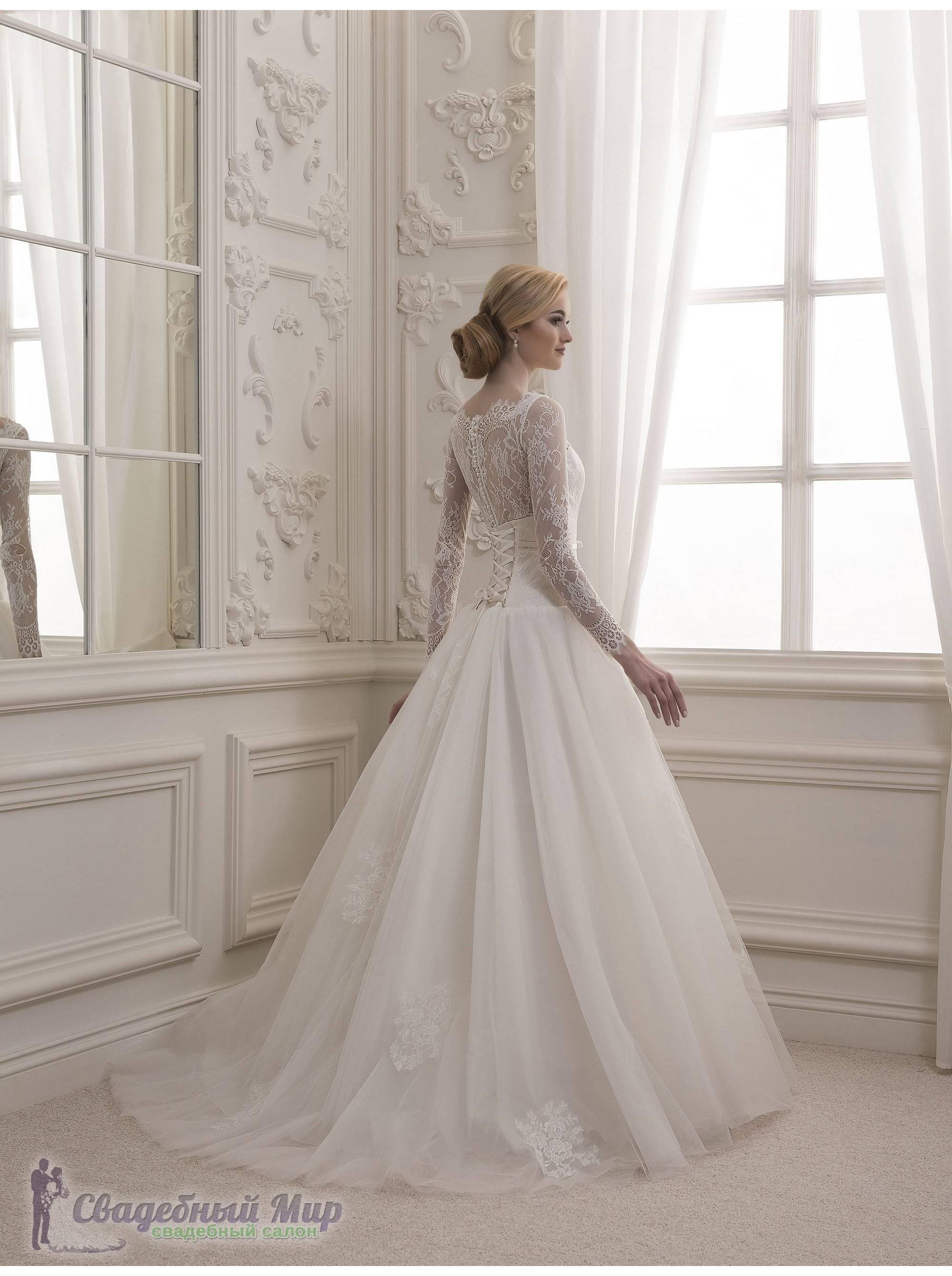 Свадебное платье 15-064
