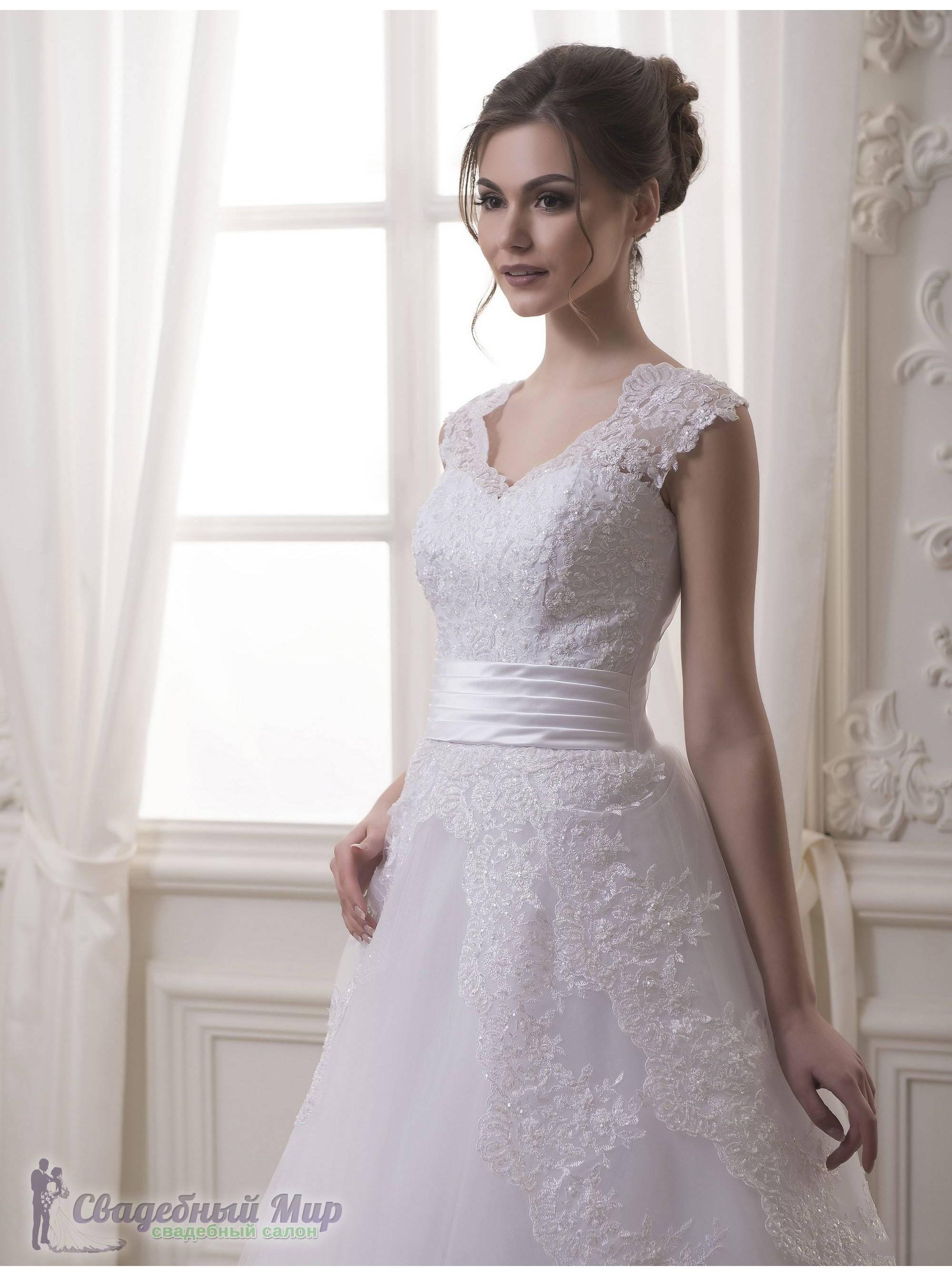 Свадебное платье 15-065