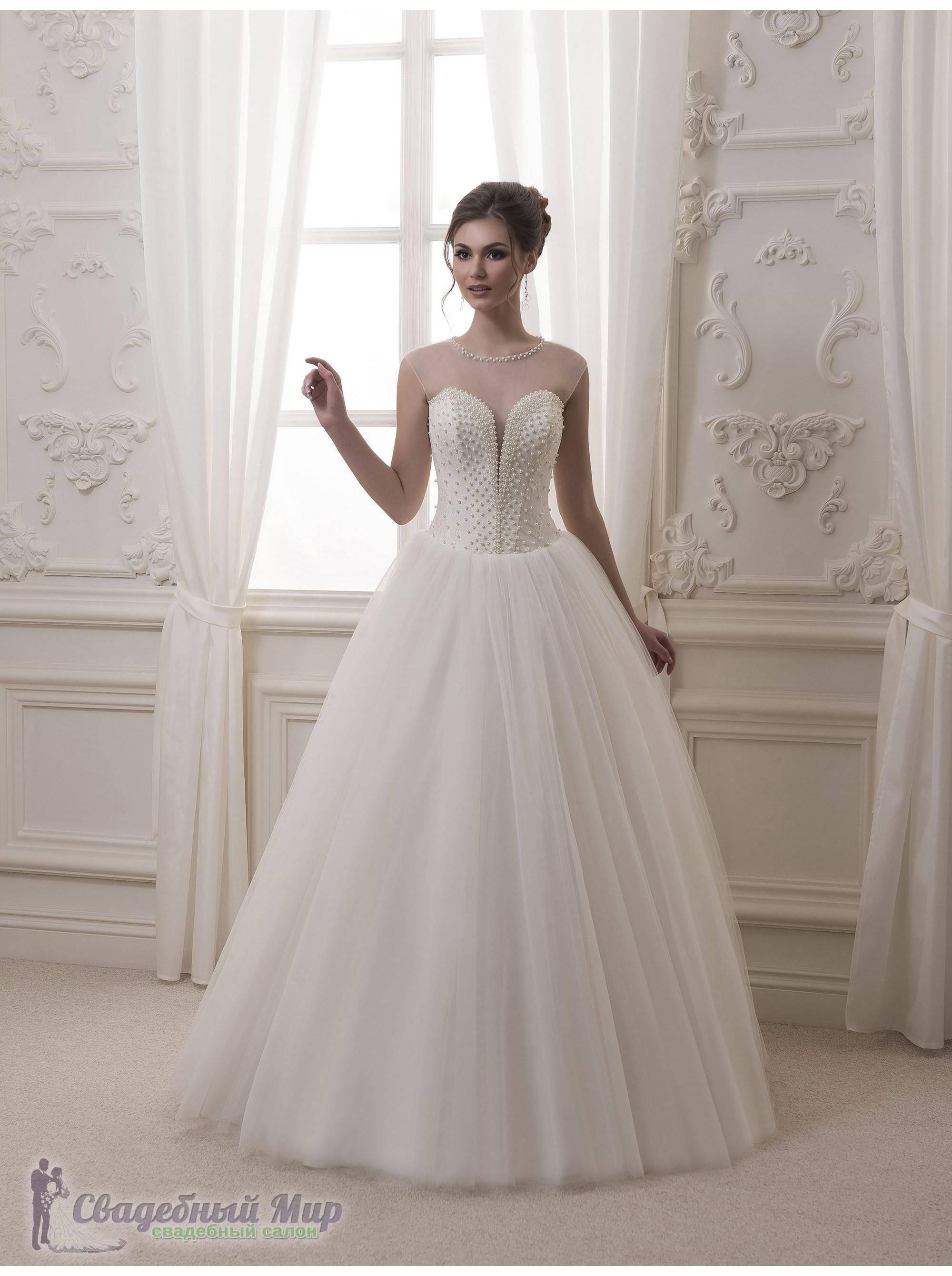 Свадебное платье 15-069