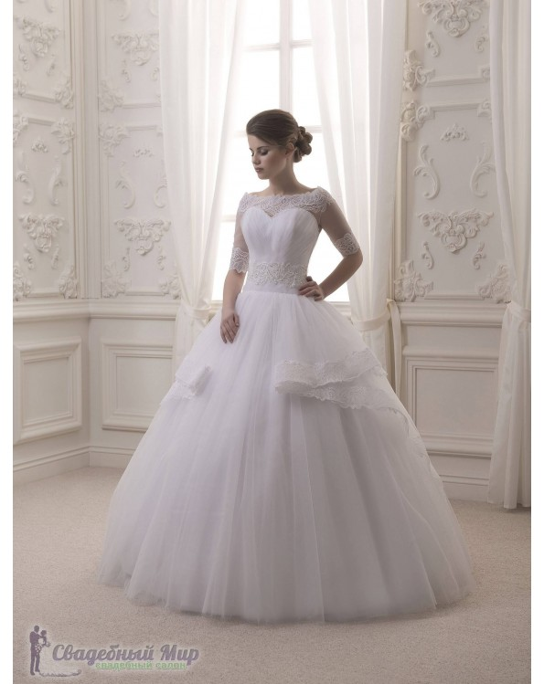 Свадебное платье 15-073