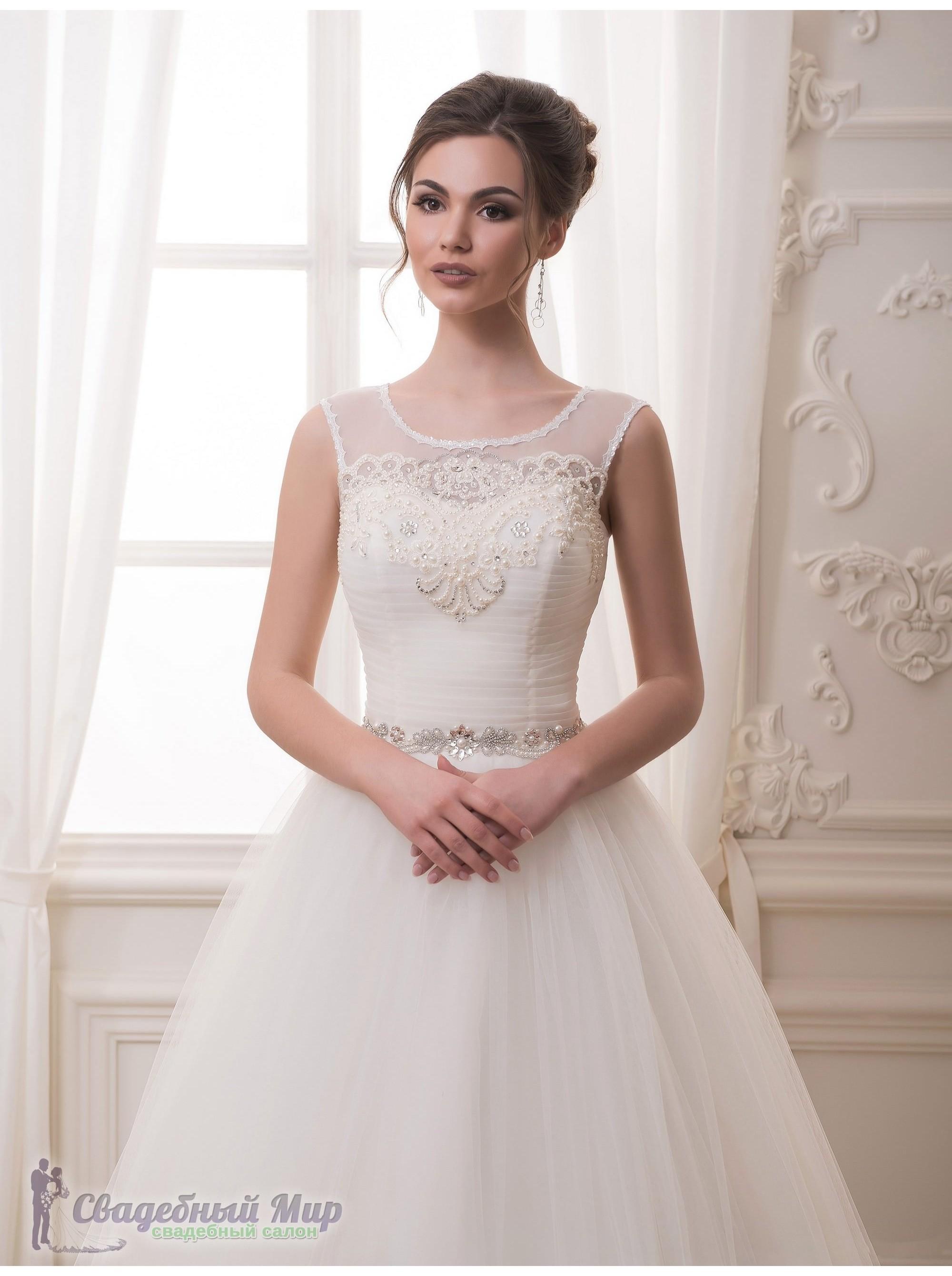 Свадебное платье 15-009