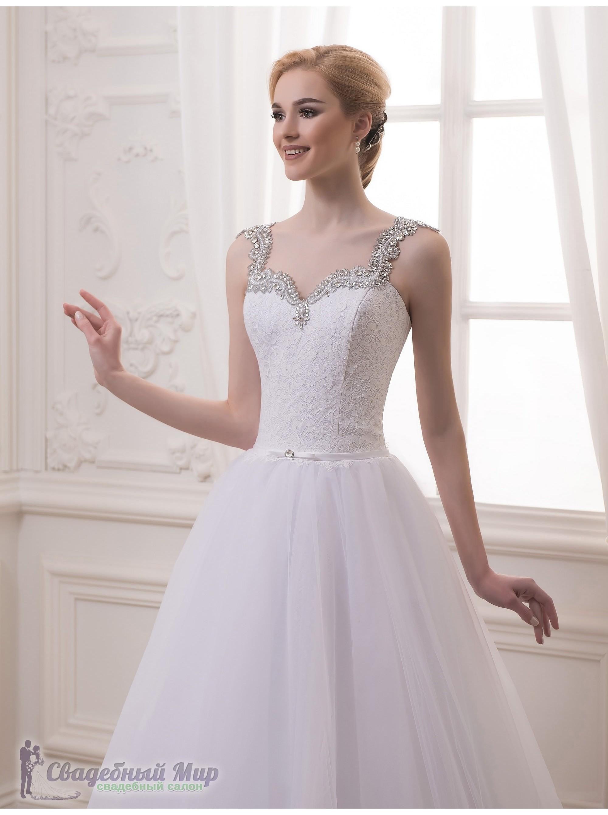 Свадебное платье 15-010