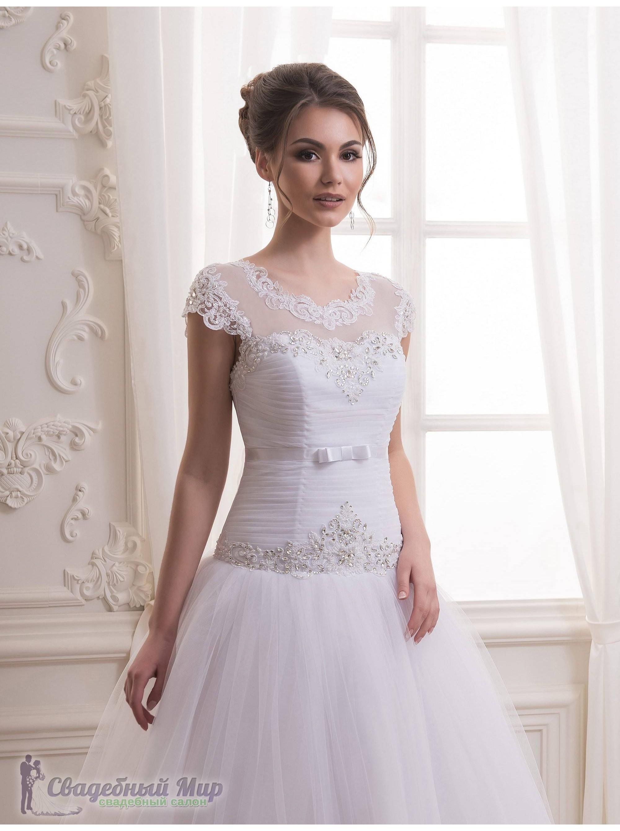 Свадебное платье 15-012