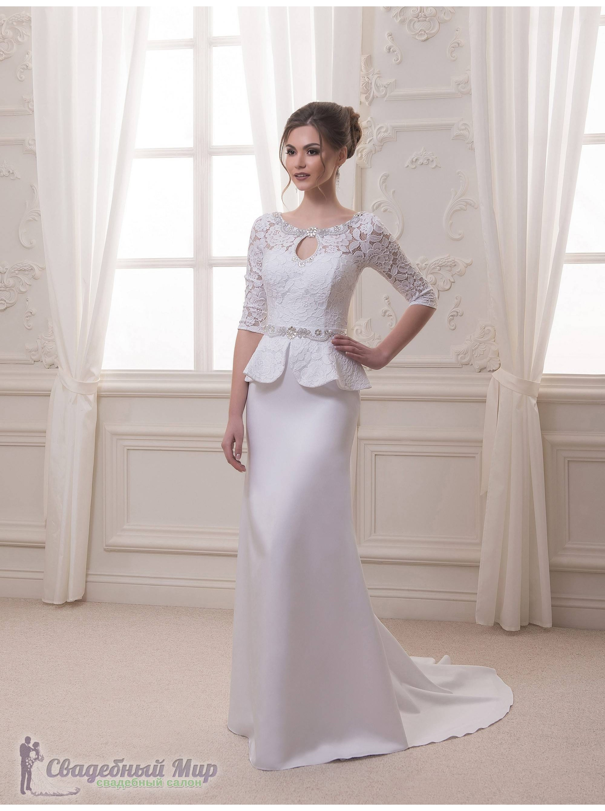 Свадебное платье 15-015