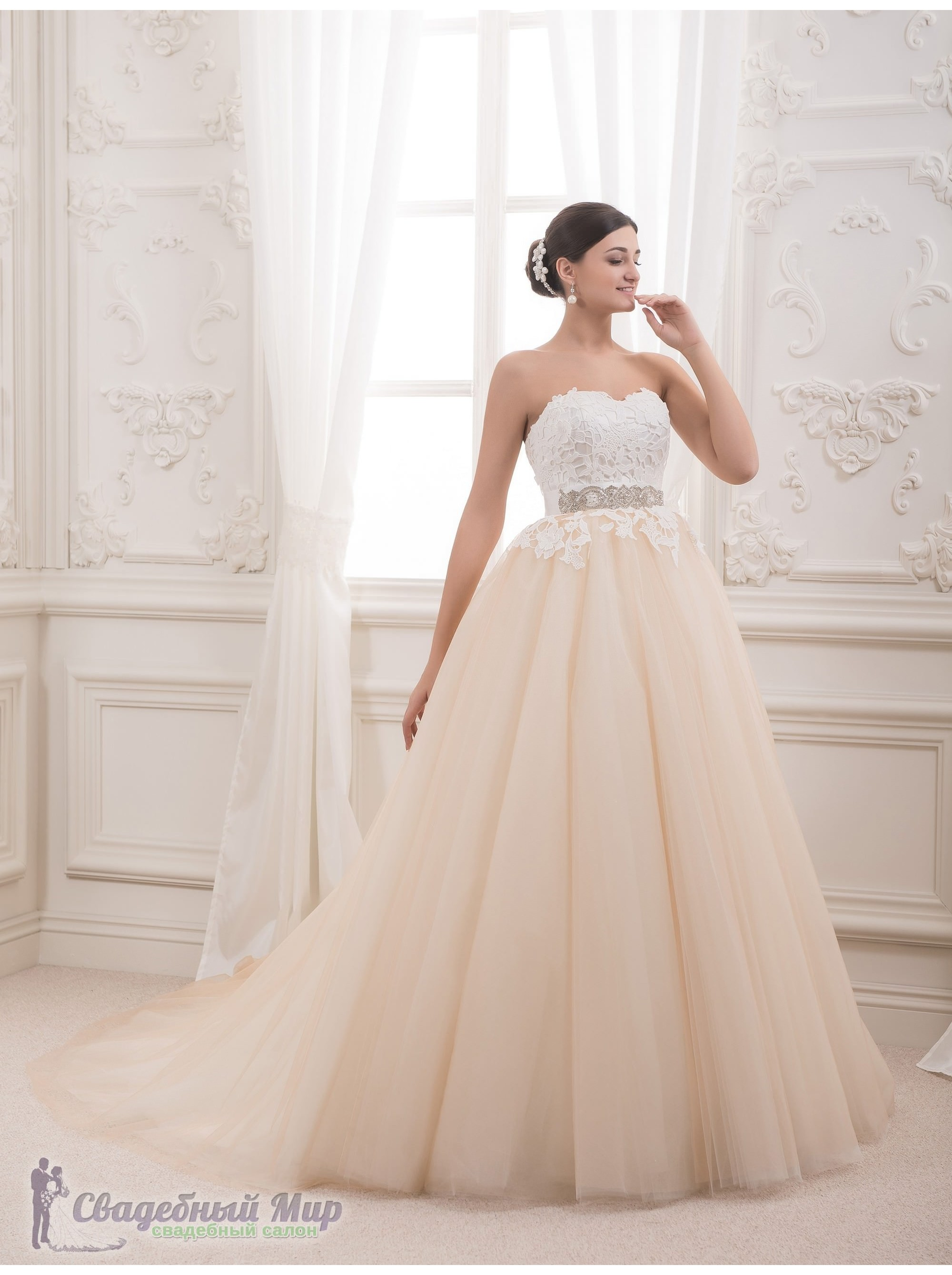 Свадебное платье 15-158