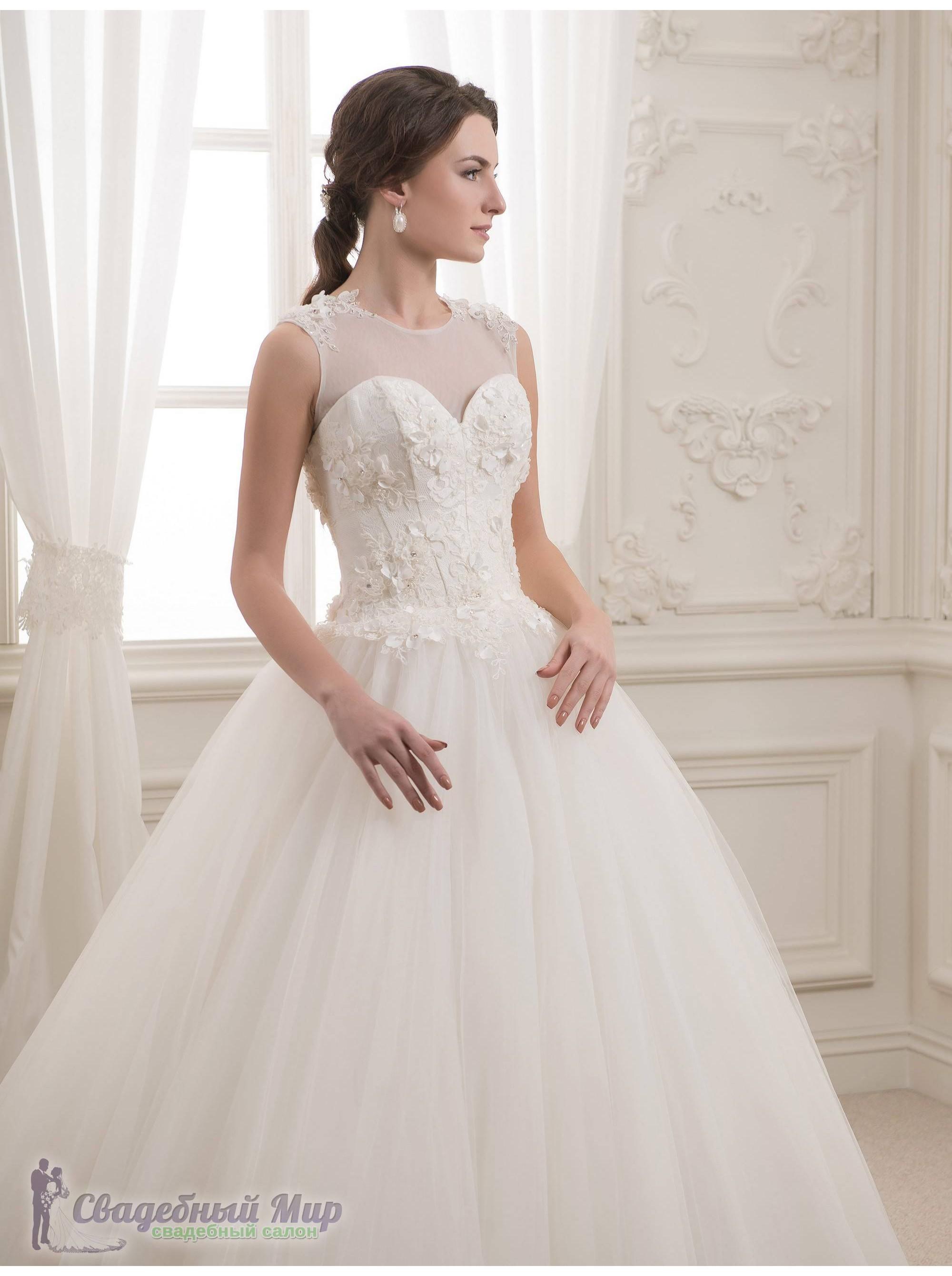 Свадебное платье 15-159