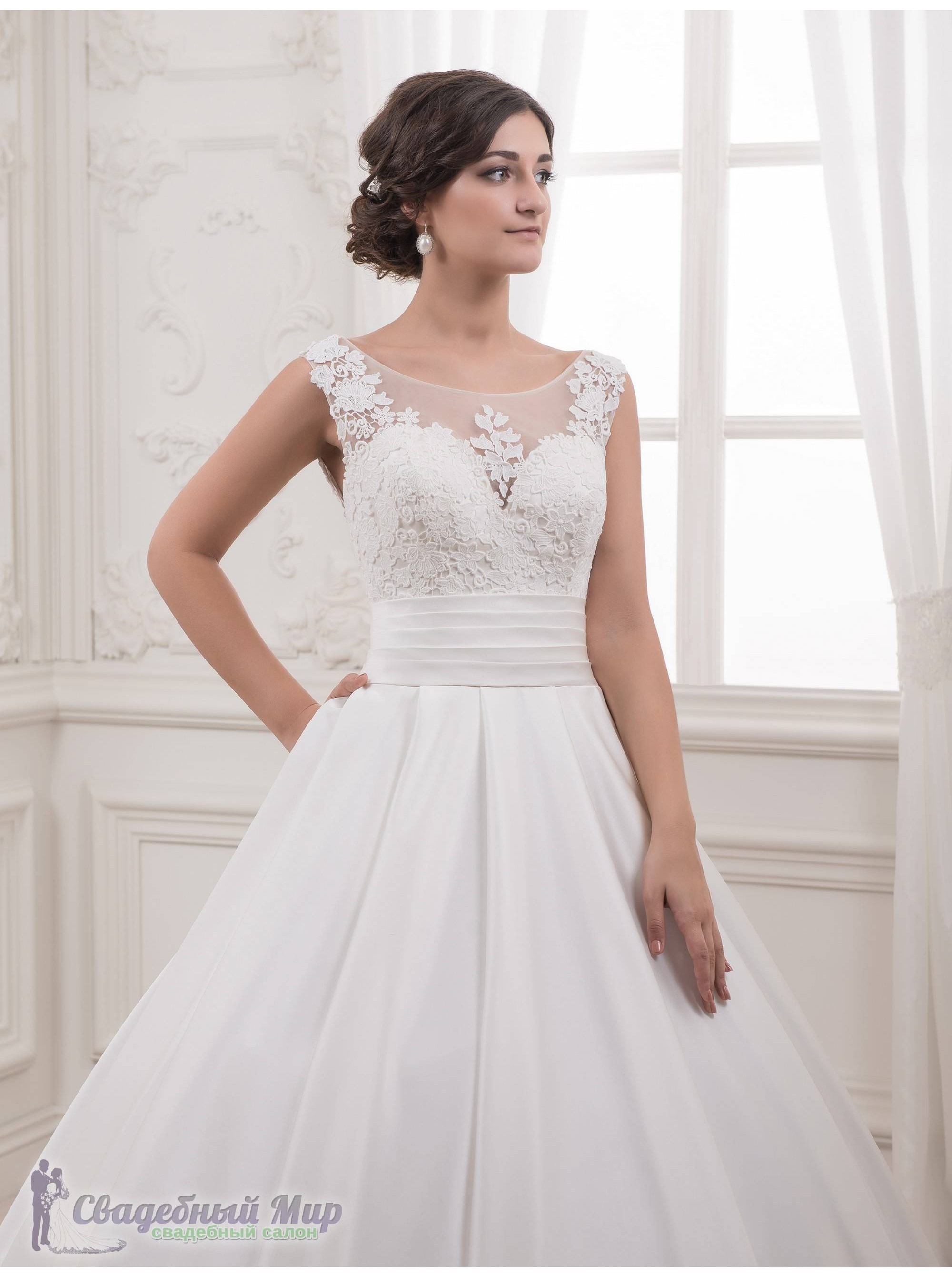 Свадебное платье 15-161