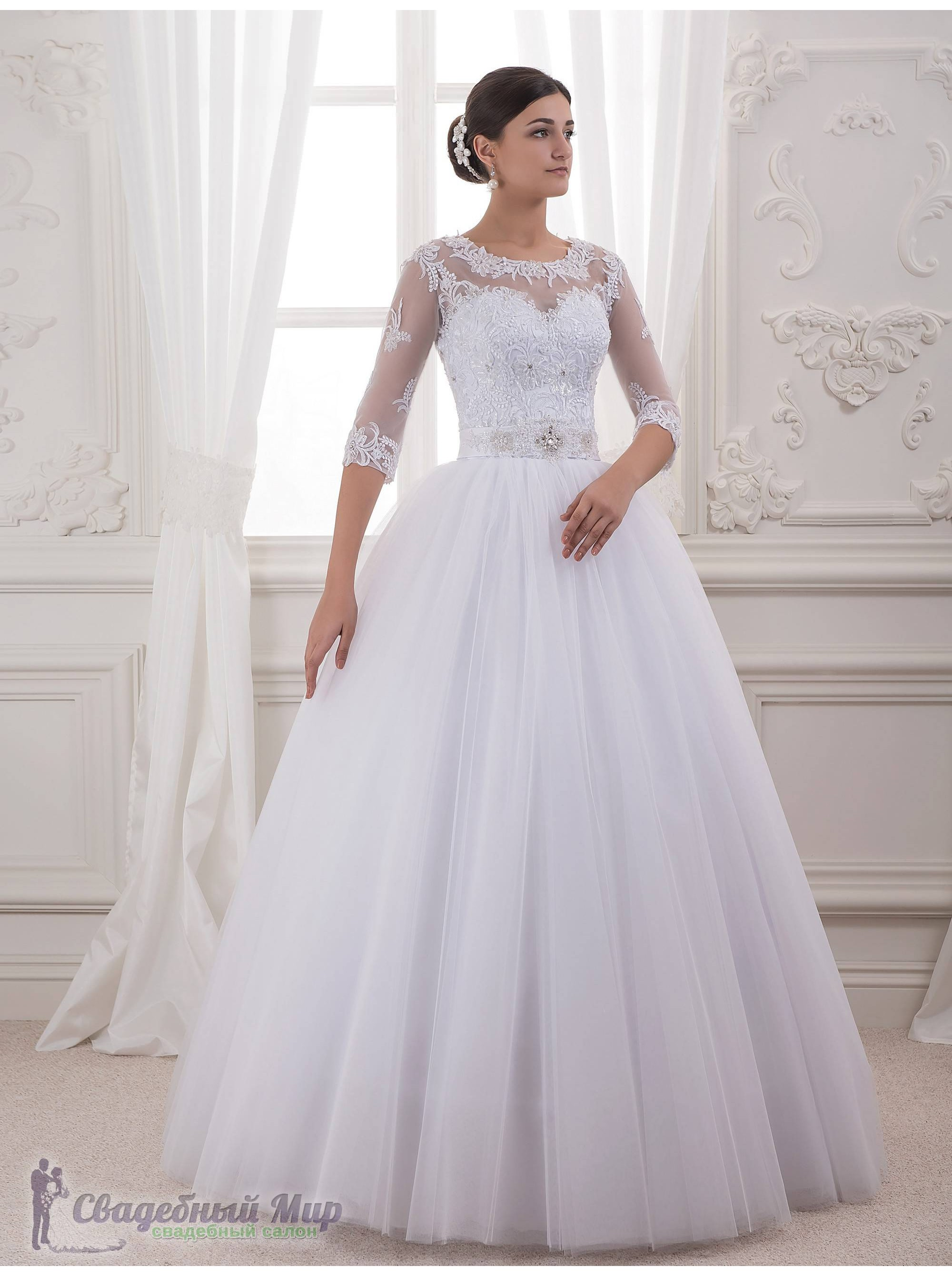 Свадебное платье 15-163