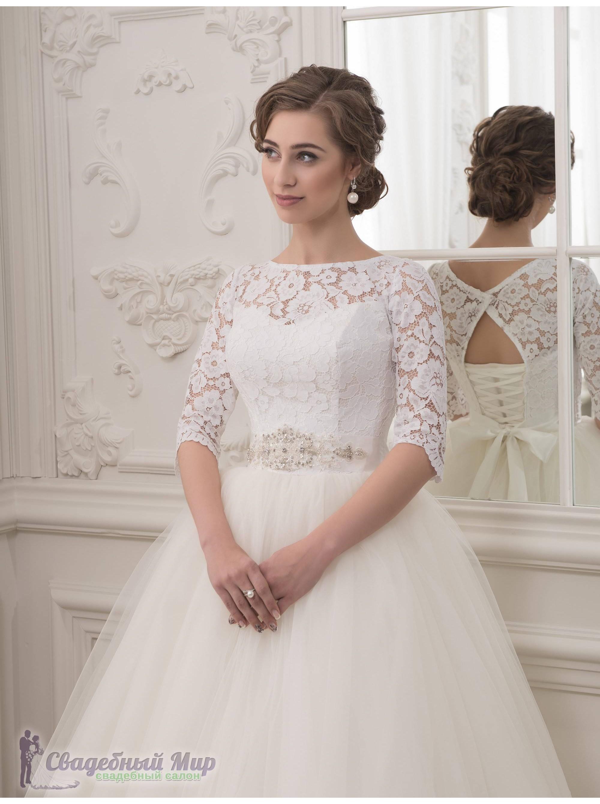 Свадебное платье 15-177