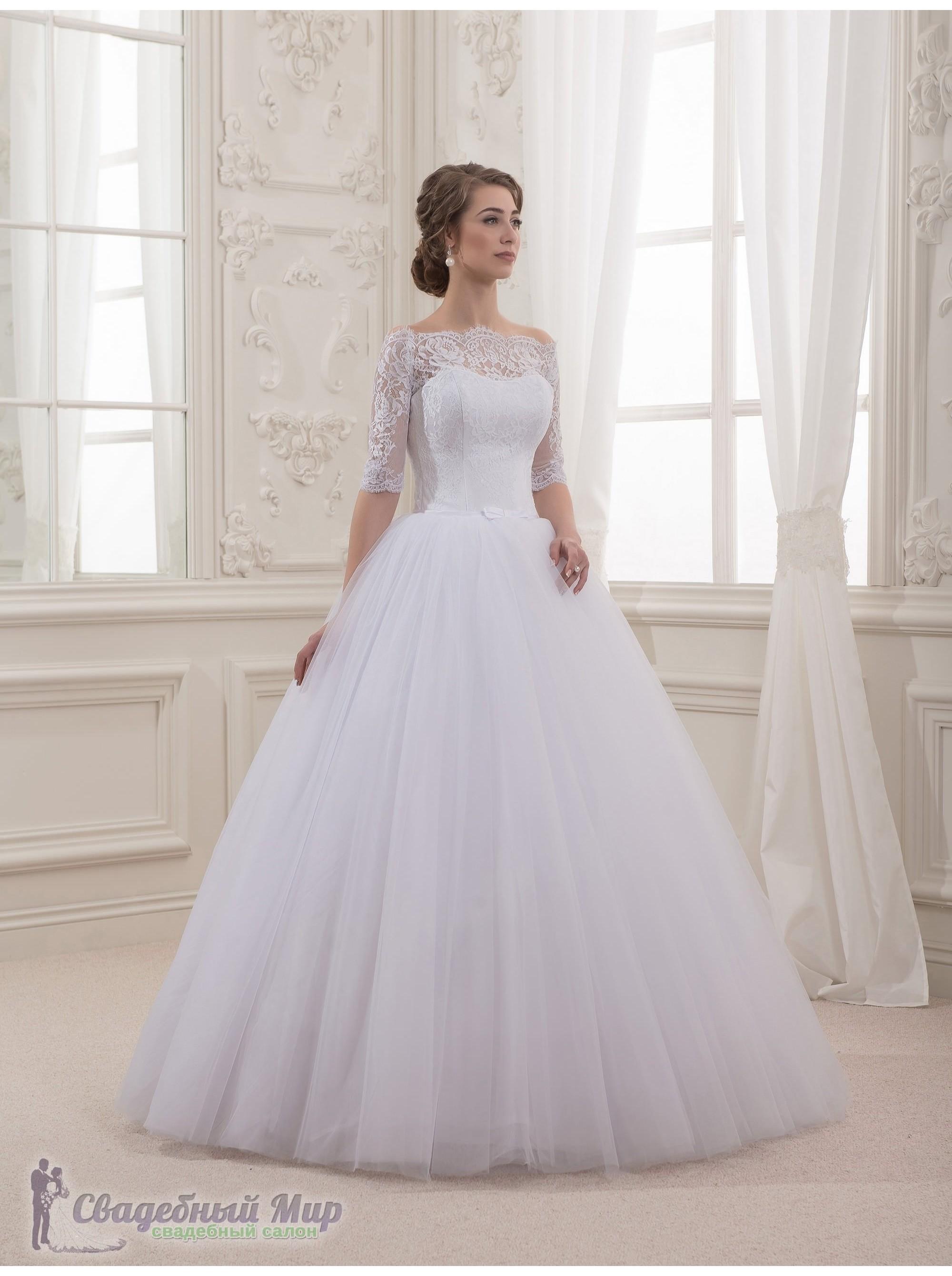 Свадебное платье 15-187