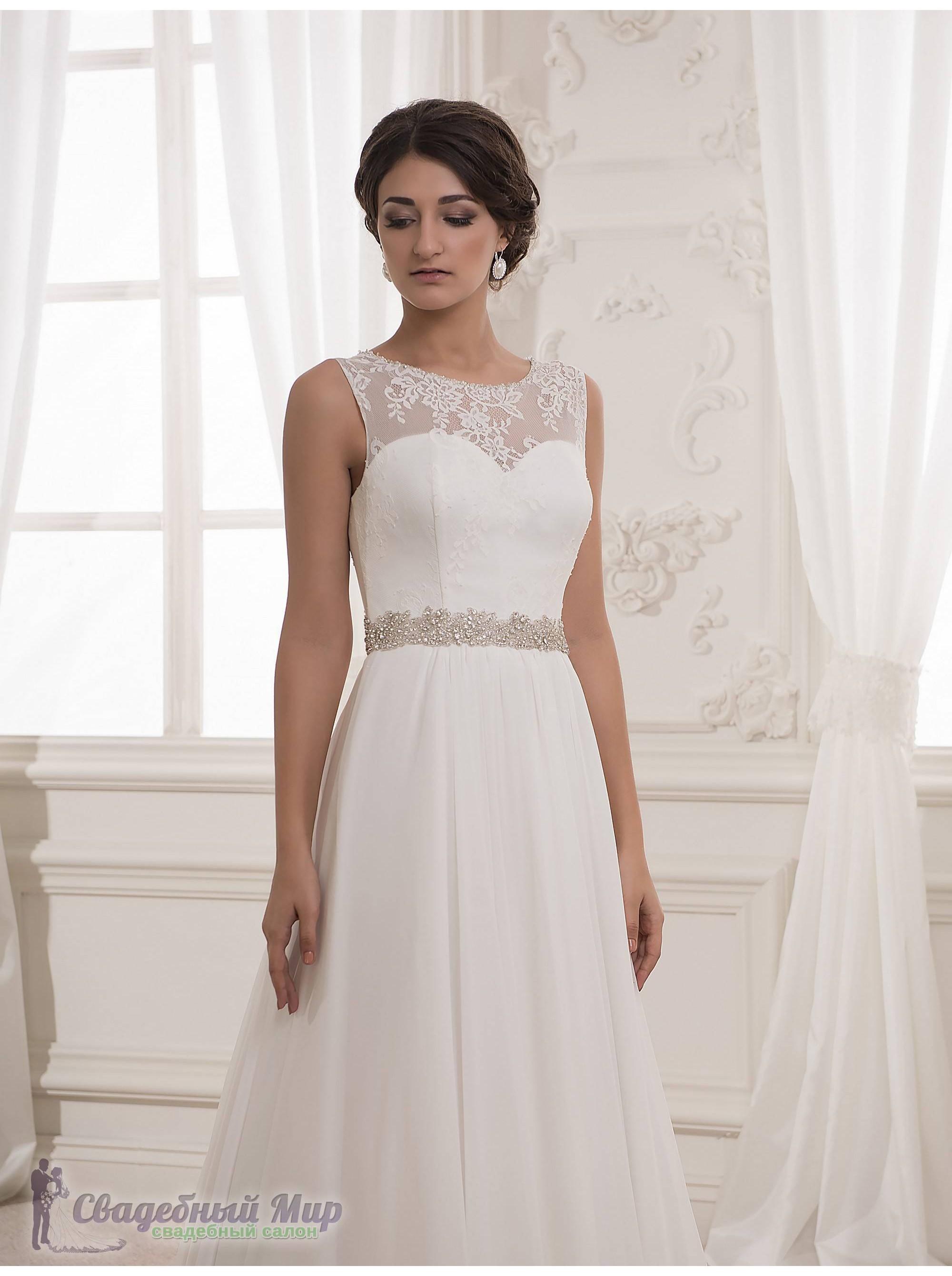 Свадебное платье 15-195