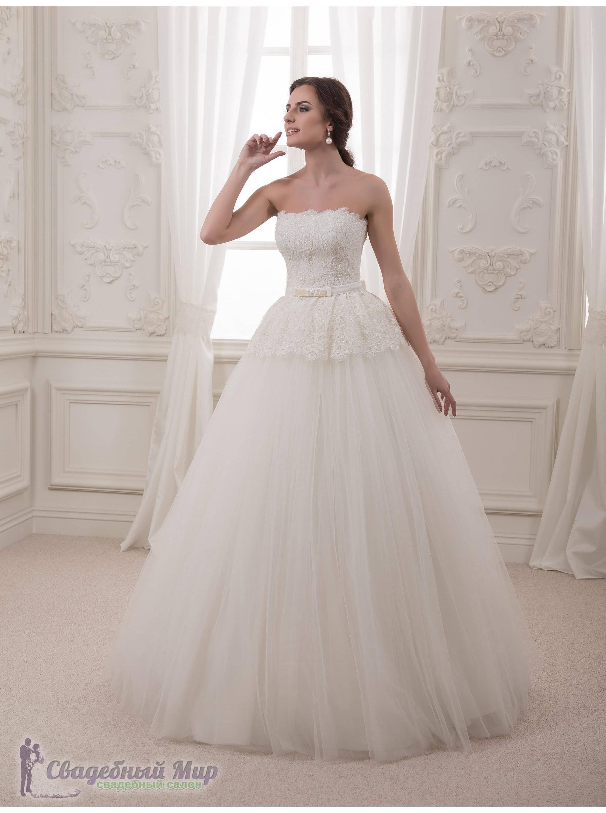 Свадебное платье 15-196