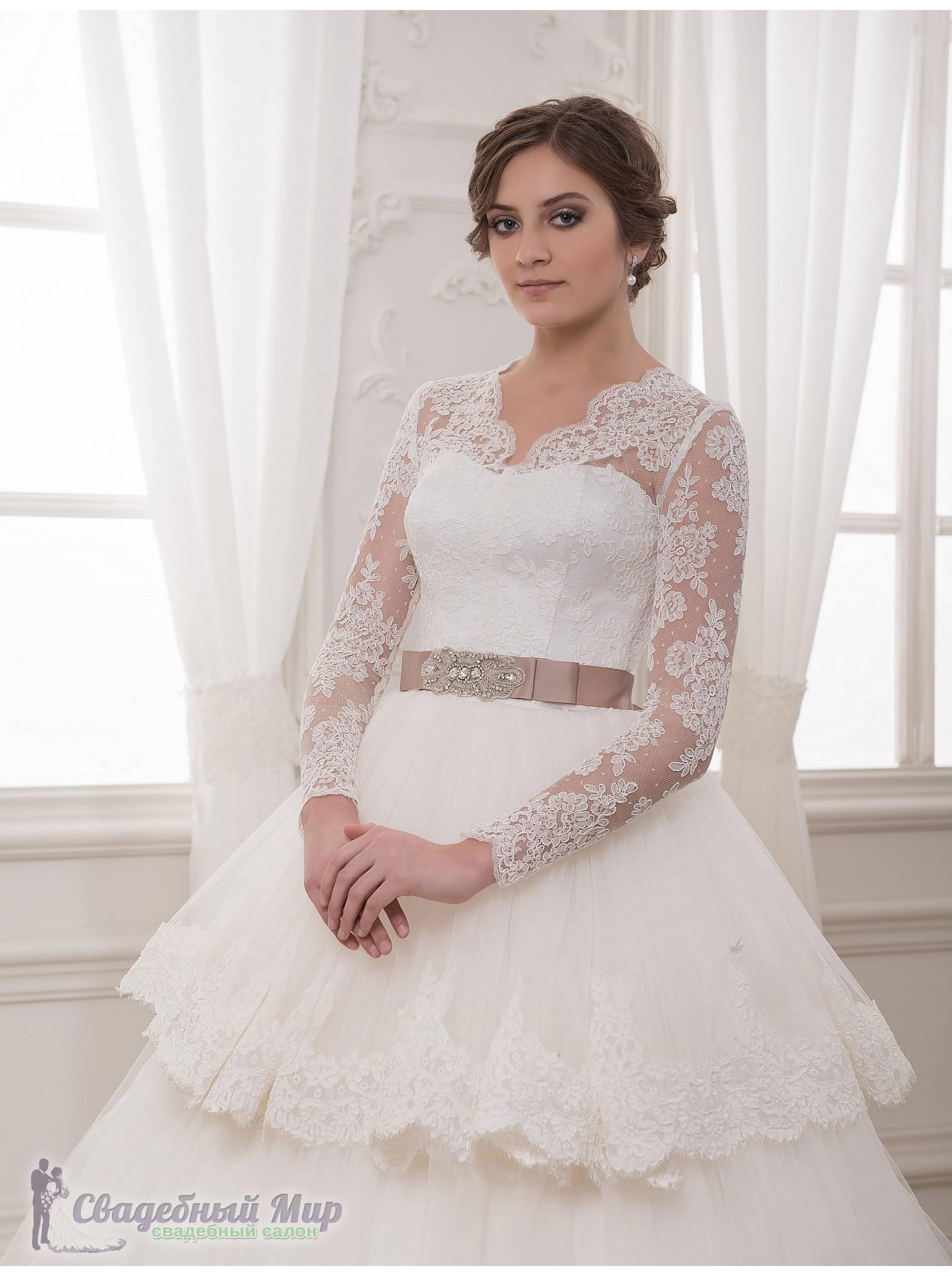 Свадебное платье 15-197