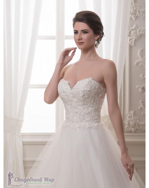 Свадебное платье 15-201