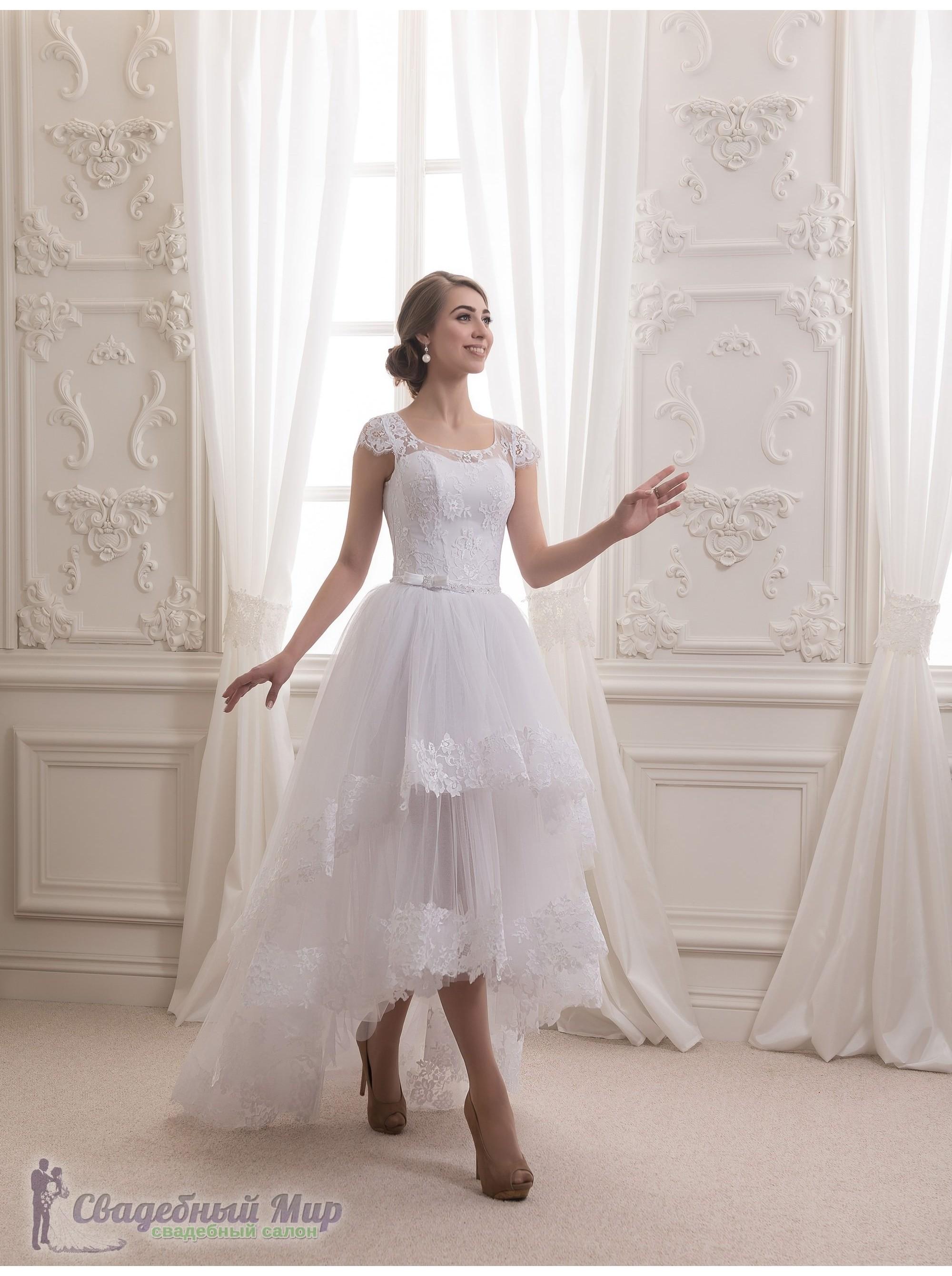 Свадебное платье 15-202