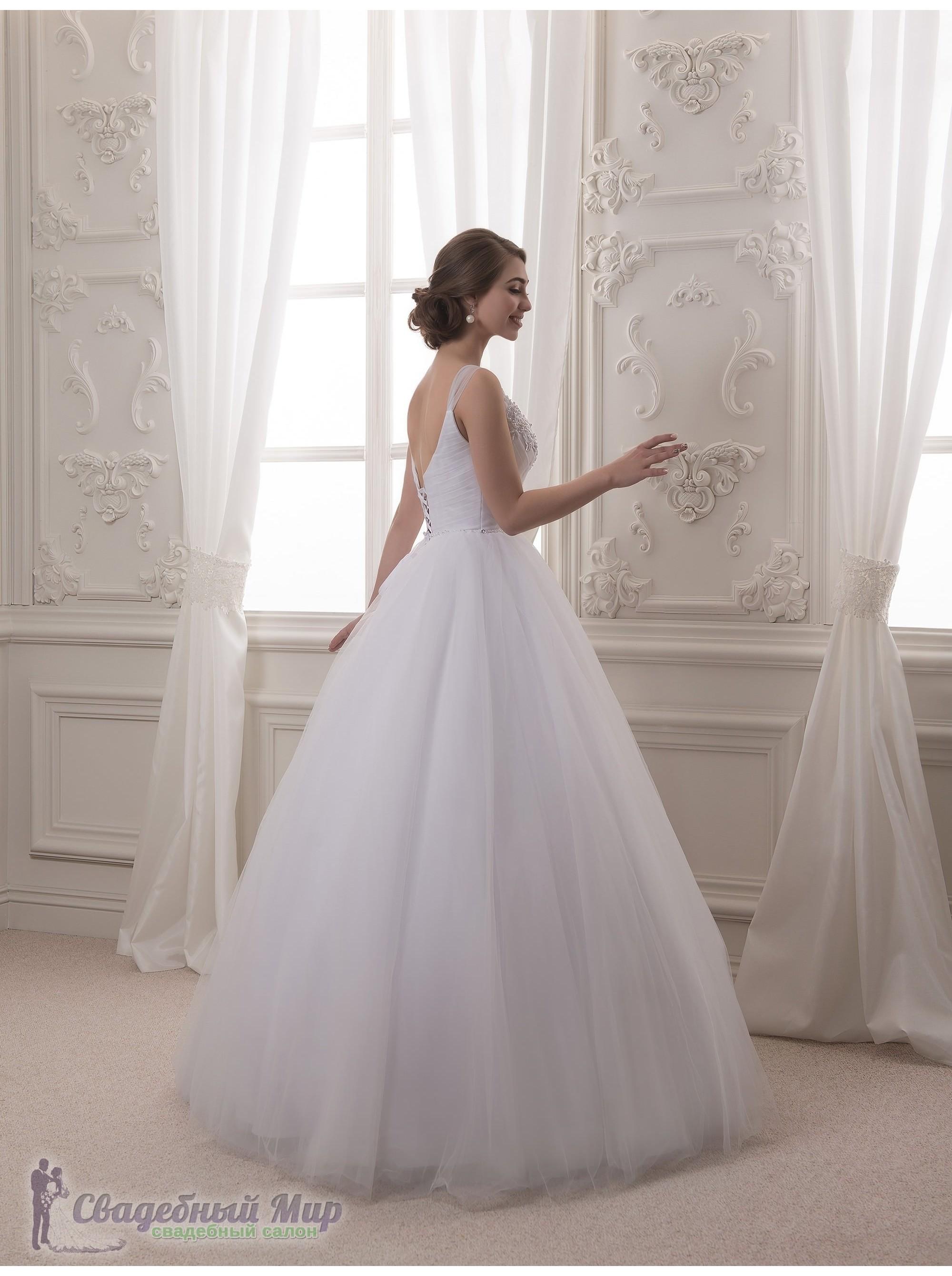 Свадебное платье 15-203