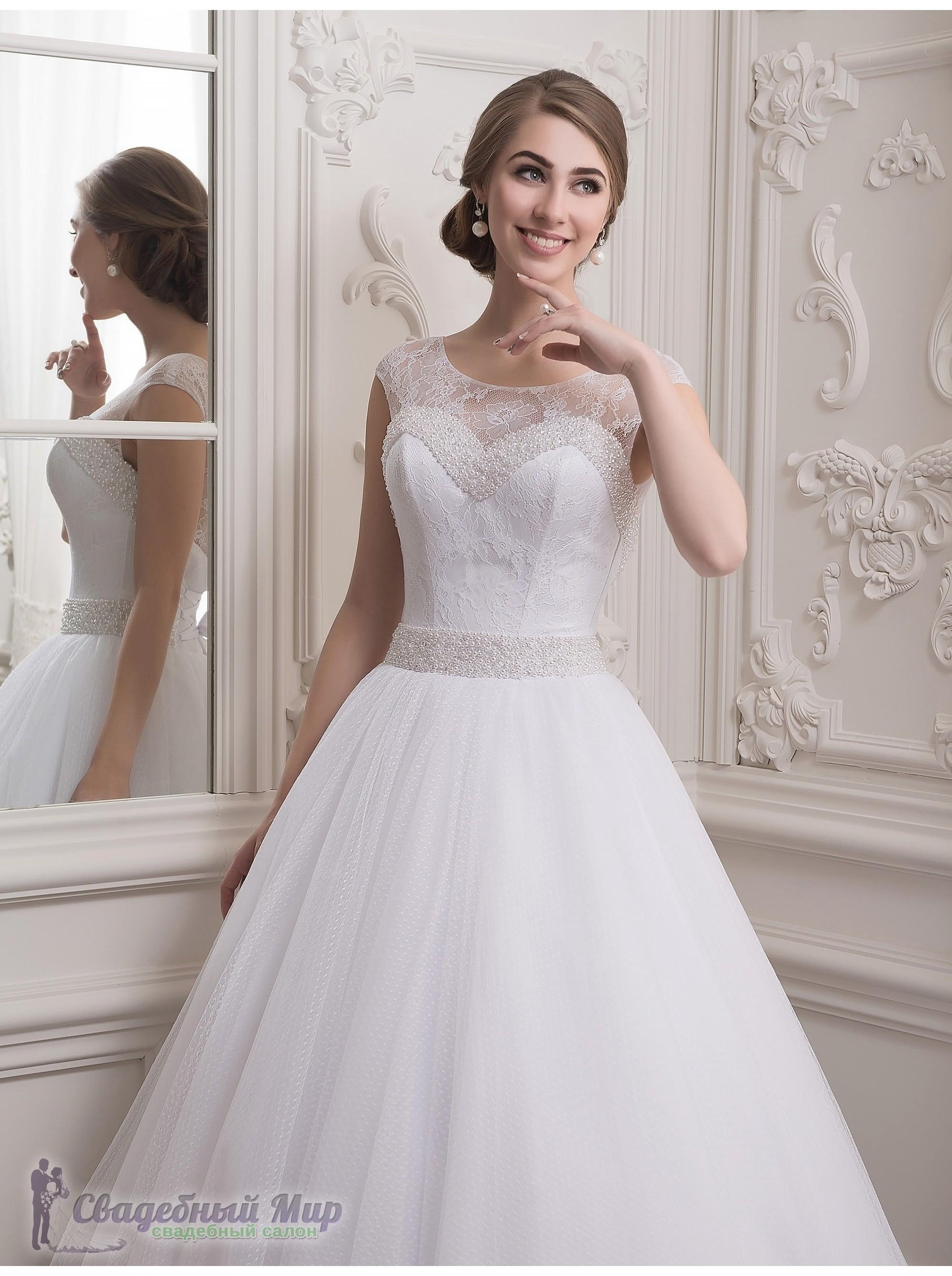 Свадебное платье 15-205
