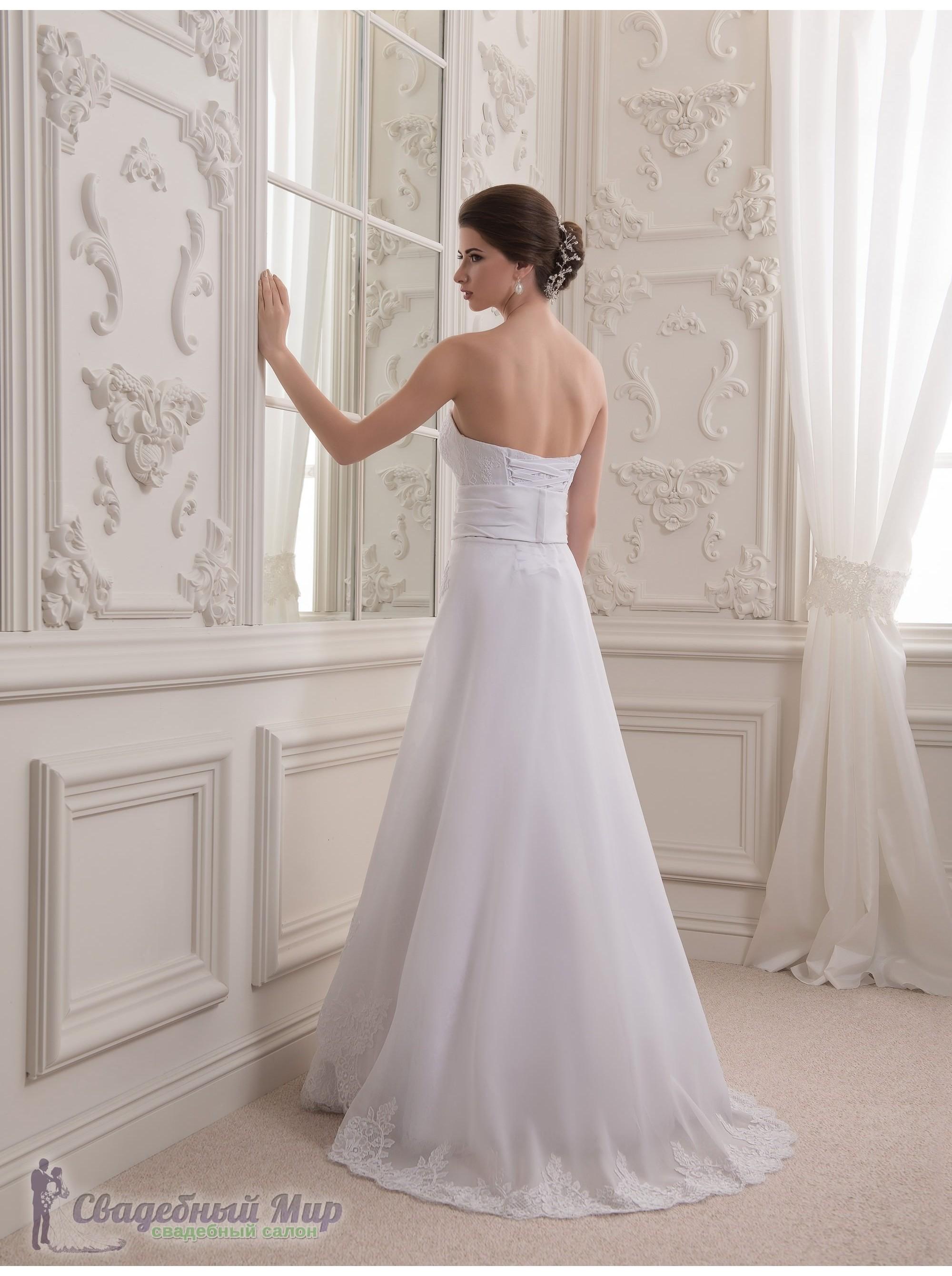 Свадебное платье 15-206