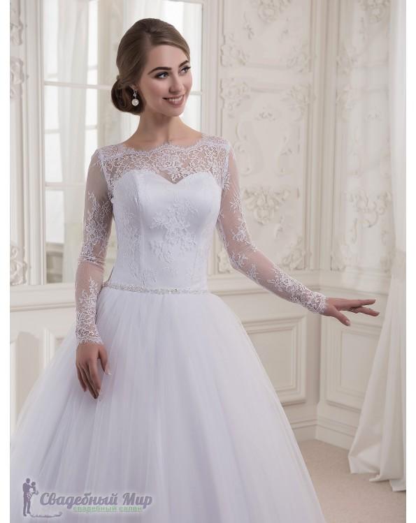 Свадебное платье 15-207