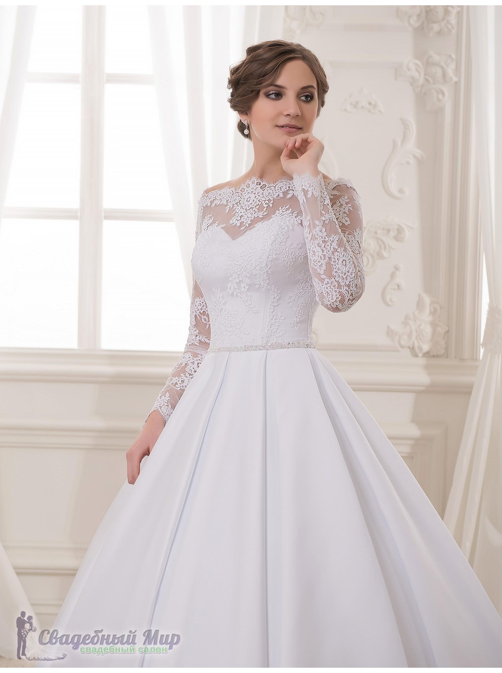 Свадебное платье 15-208