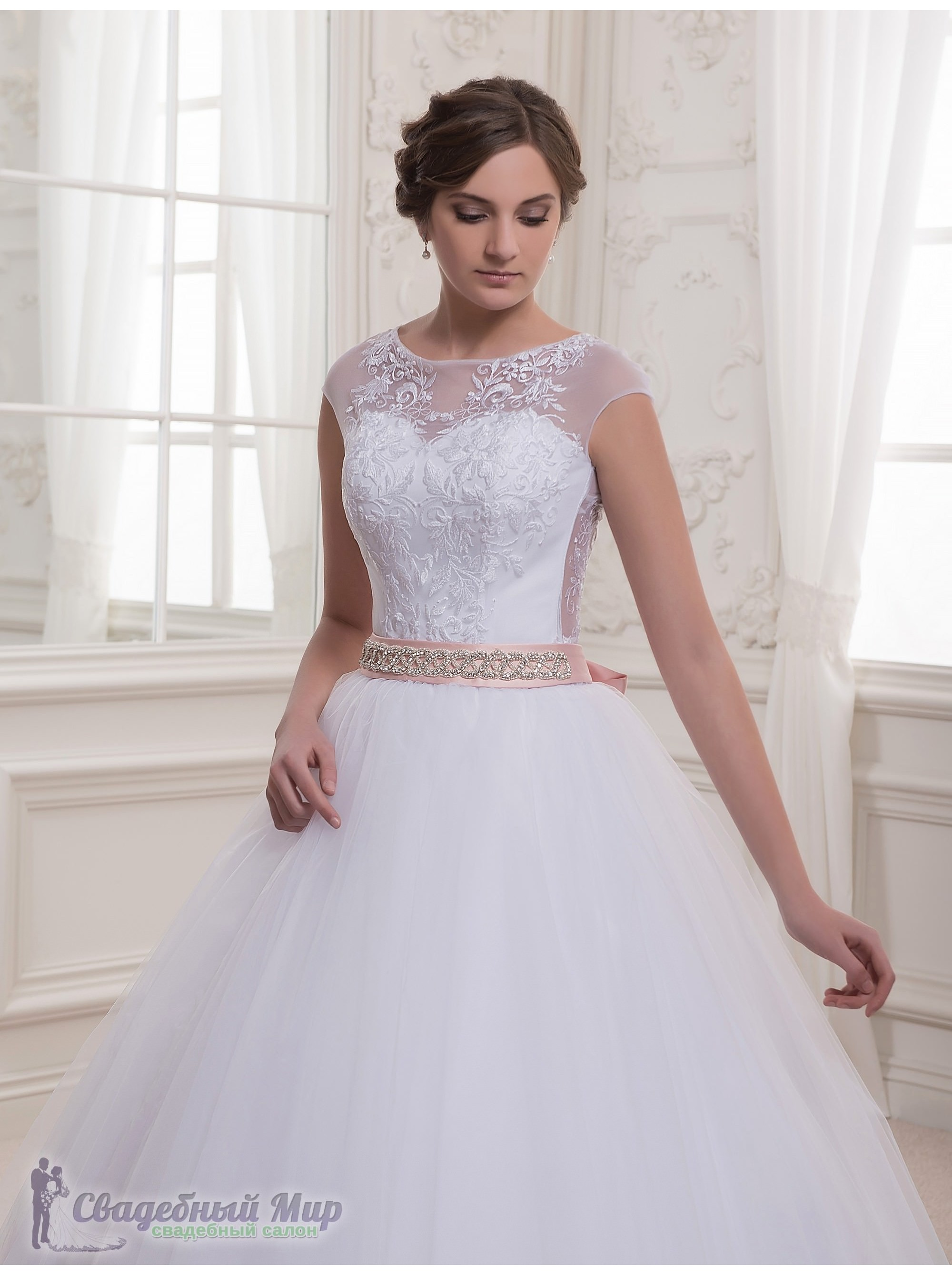 Свадебное платье 15-209