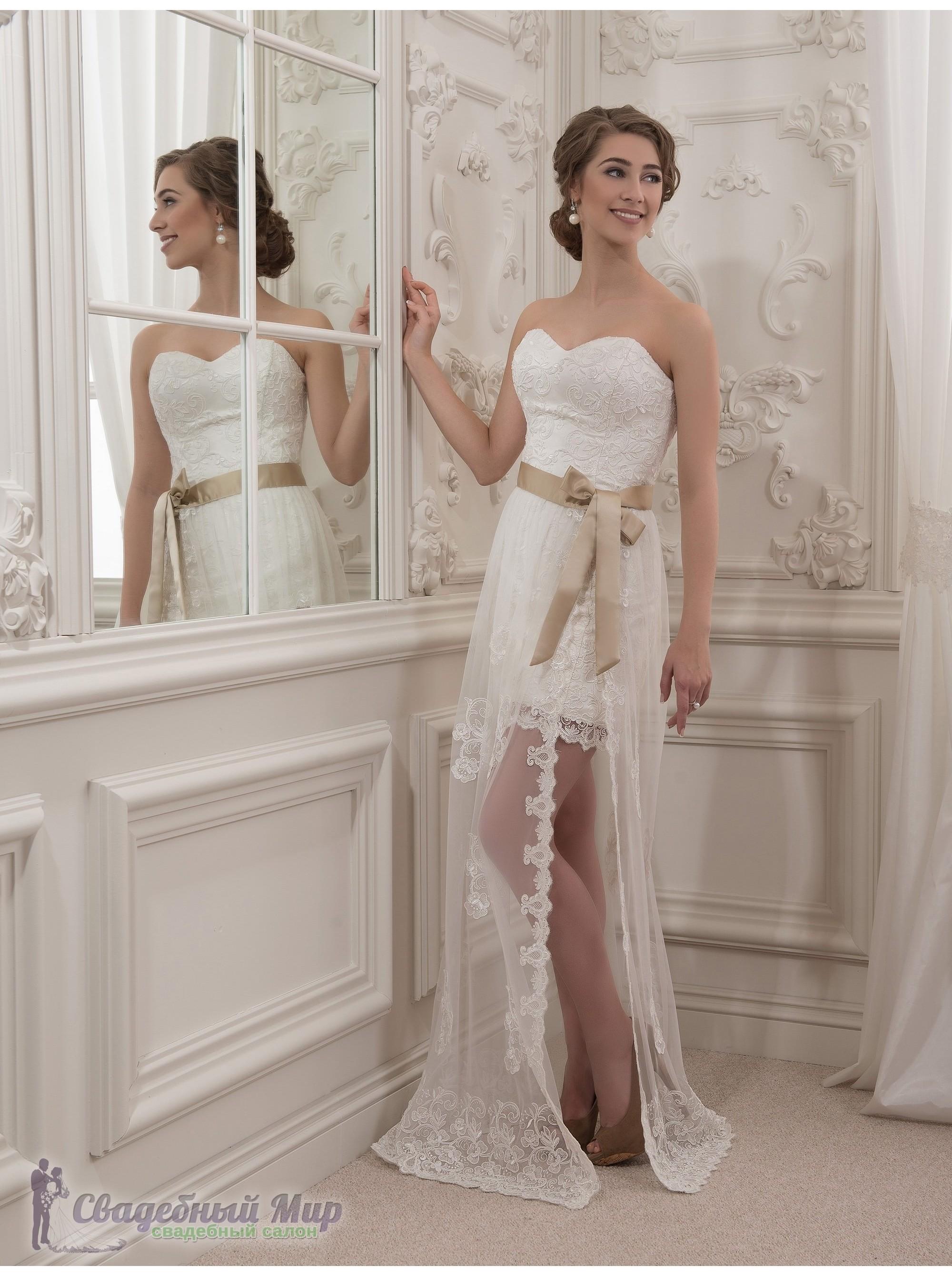 Свадебное платье 15-211