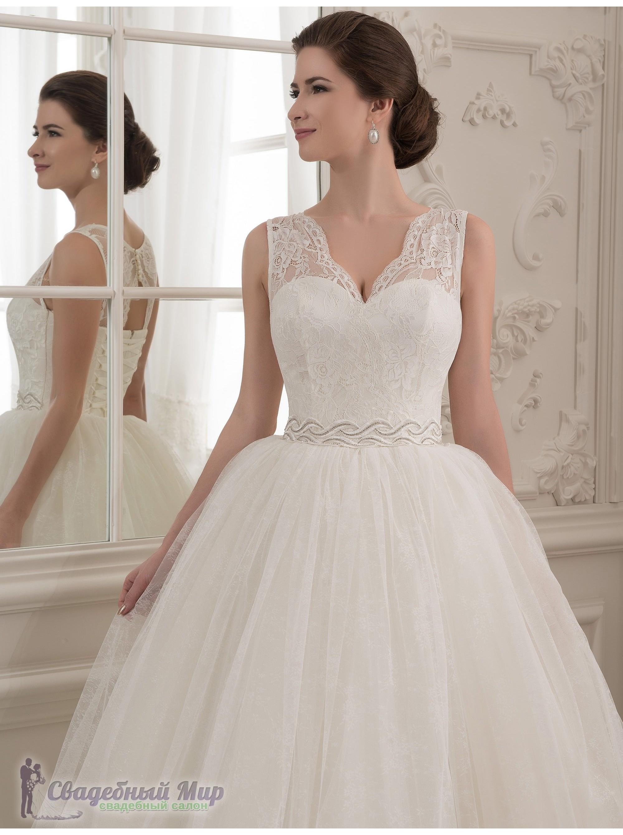 Свадебное платье 15-216