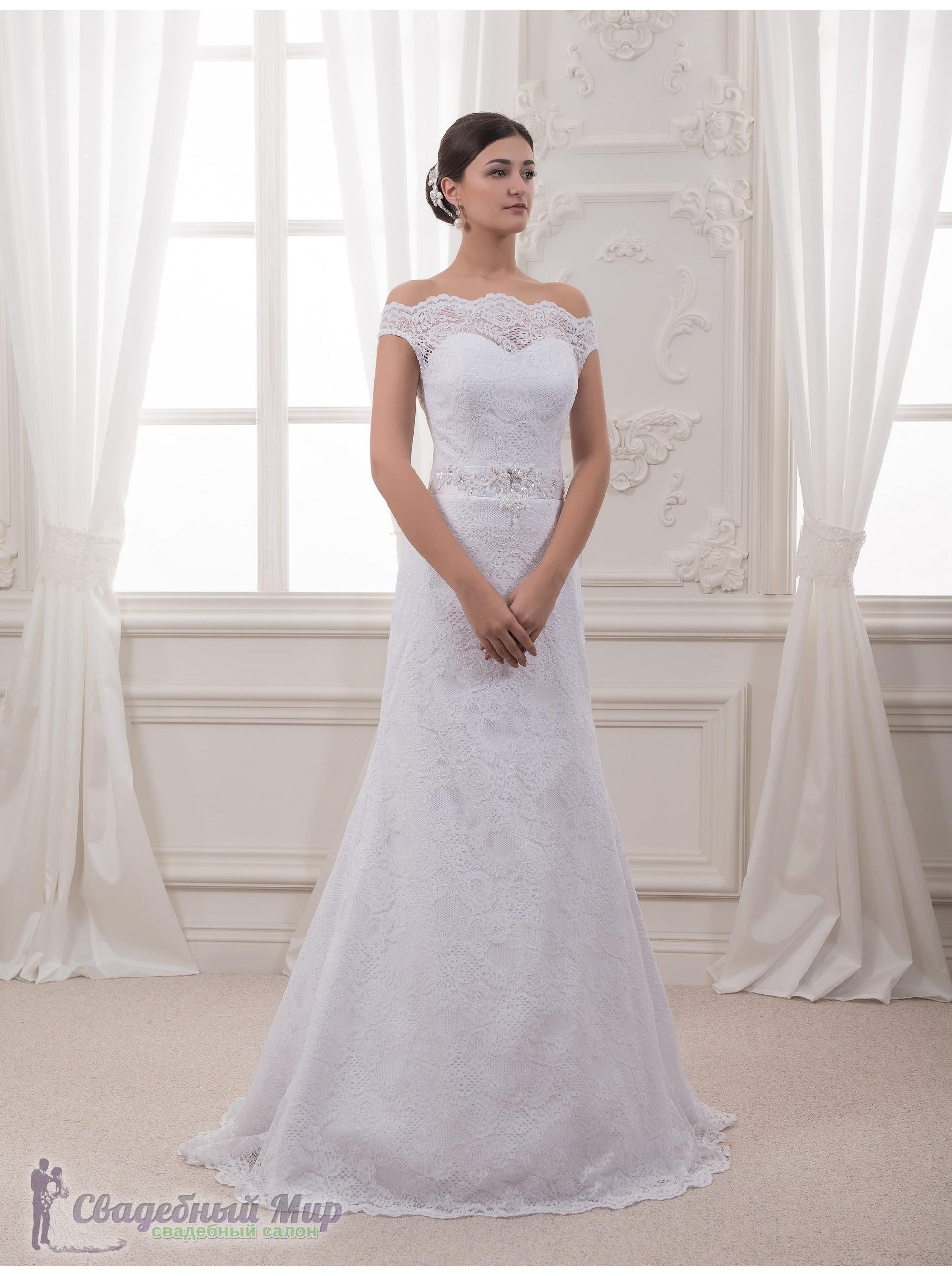 Свадебное платье 15-217