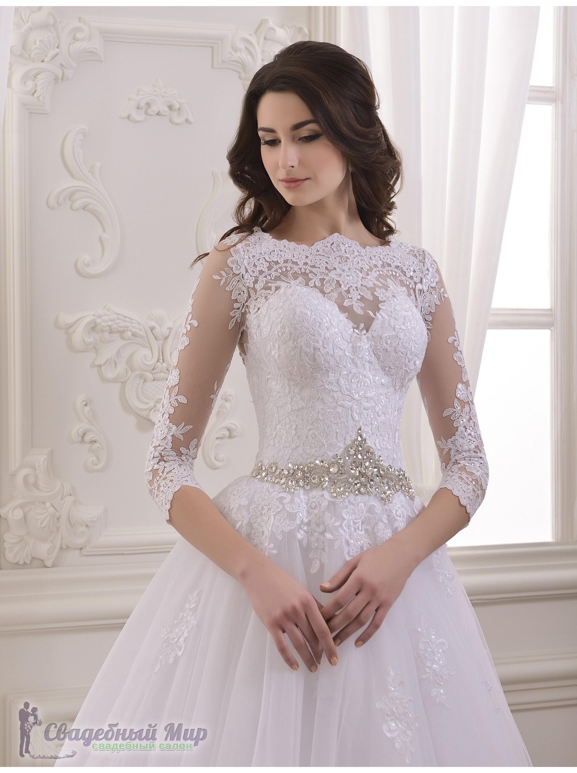 Свадебное платье 15-228