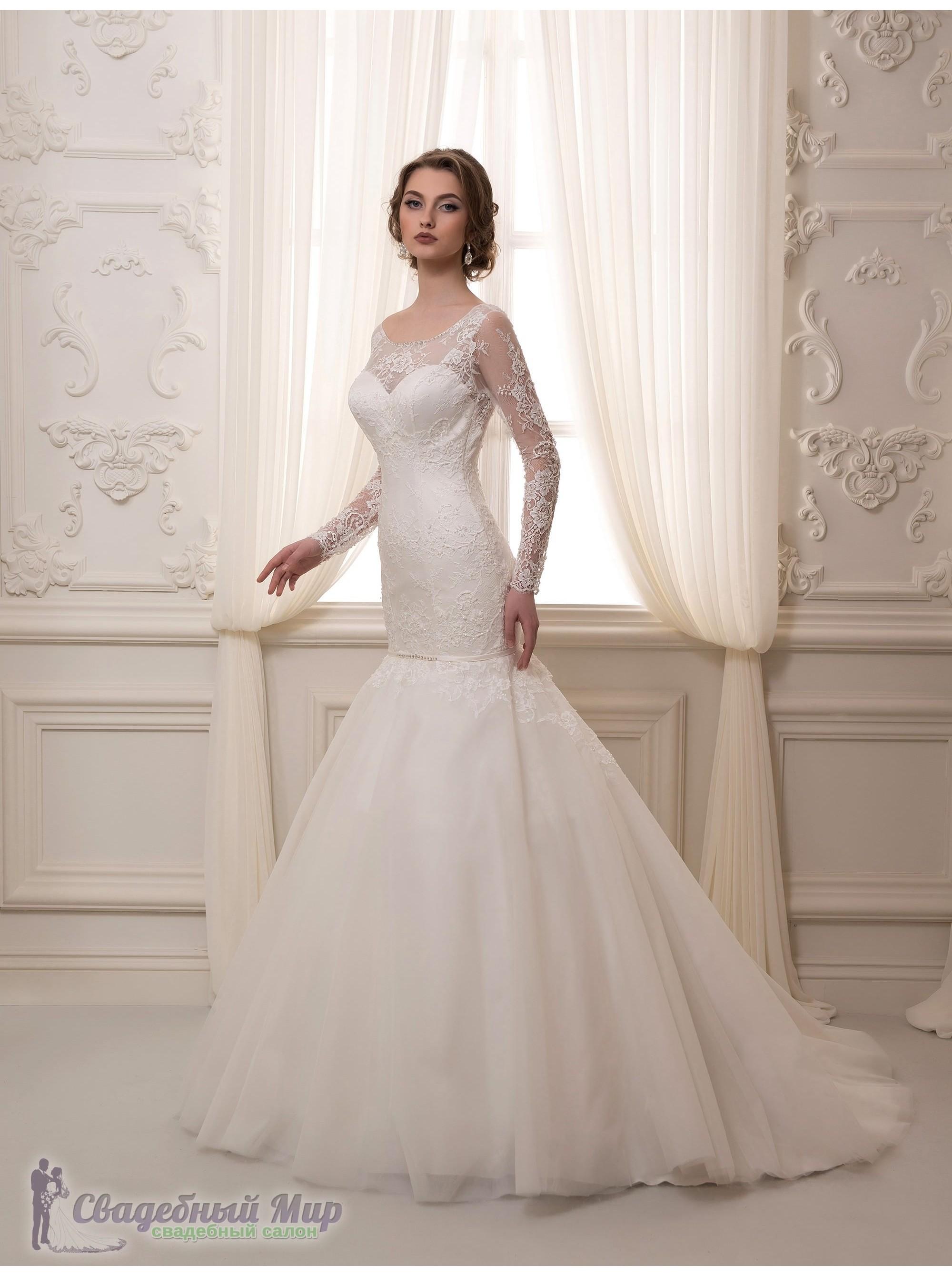 eff76c42d00490e Купить Свадебное платье 15-126, по доступной цене Свадебные плaтья в ...