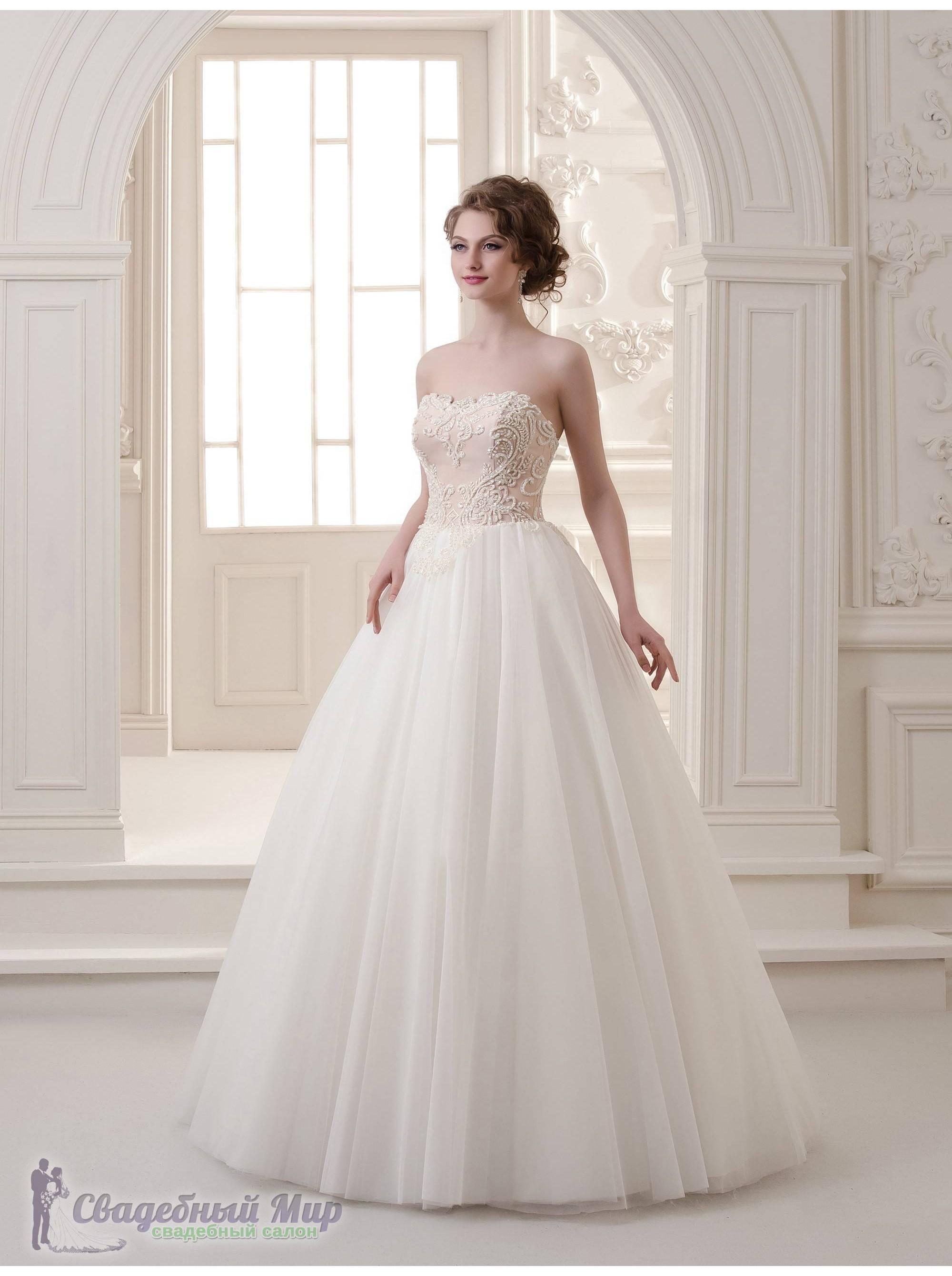 0bd56b229cd8f0e Купить Свадебное платье 15-141, по доступной цене Свадебные плaтья в ...